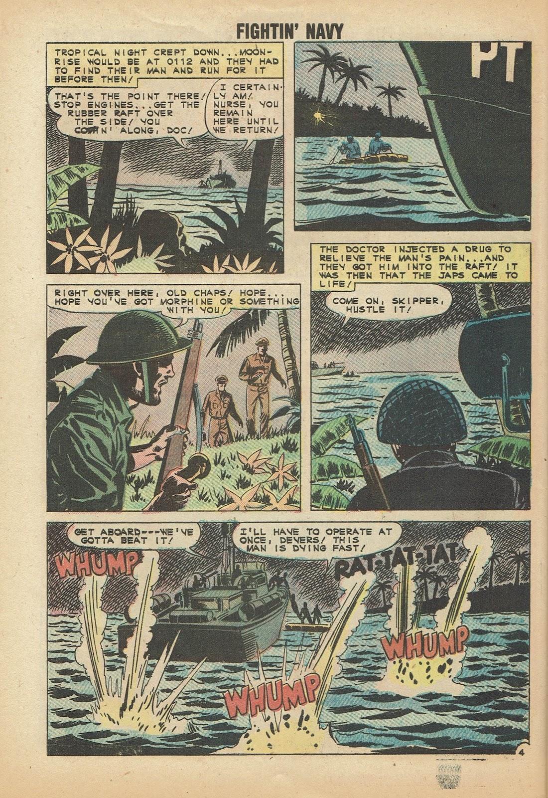 Read online Fightin' Navy comic -  Issue #97 - 32
