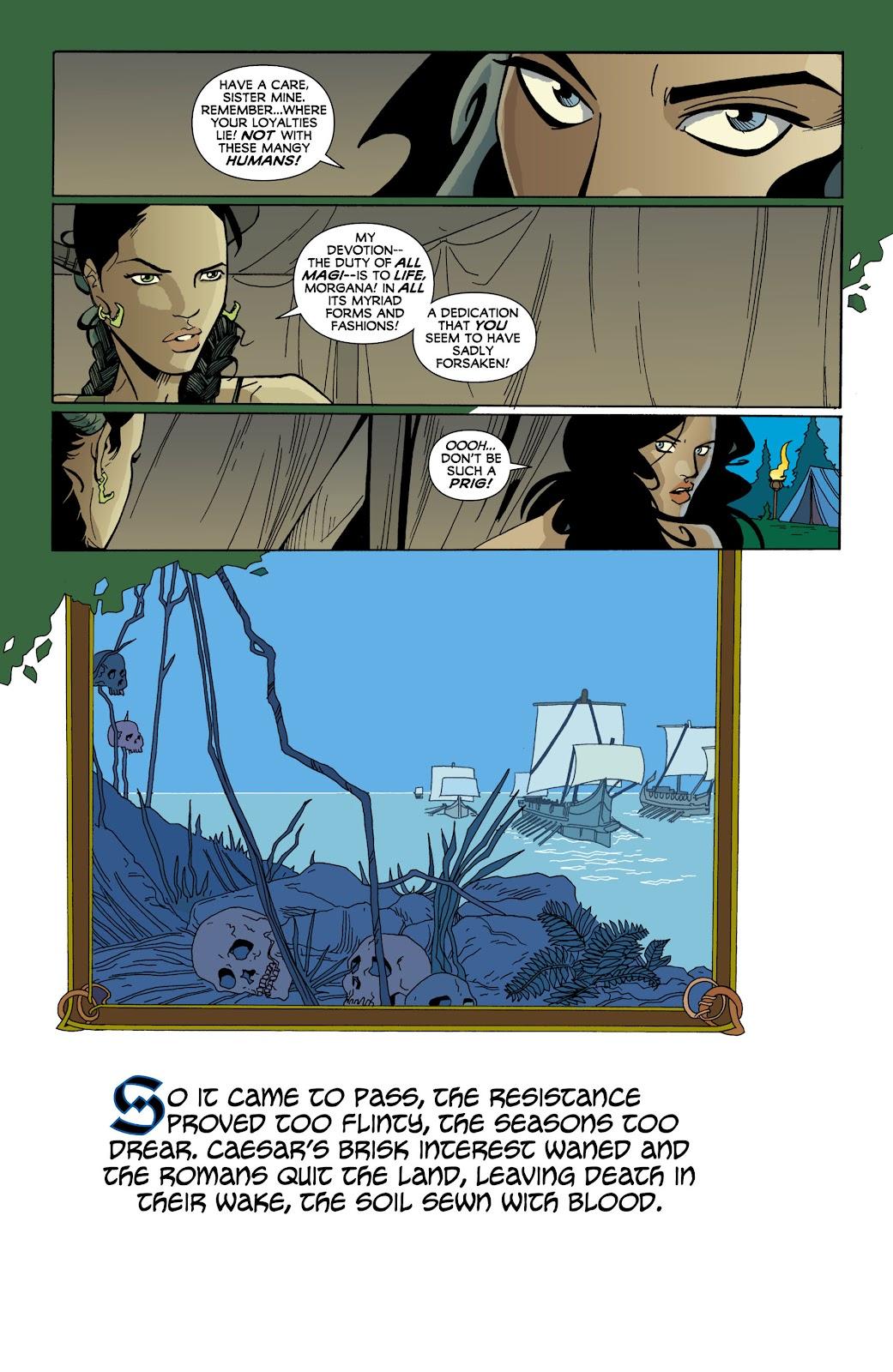 Madame Xanadu issue 20 - Page 7
