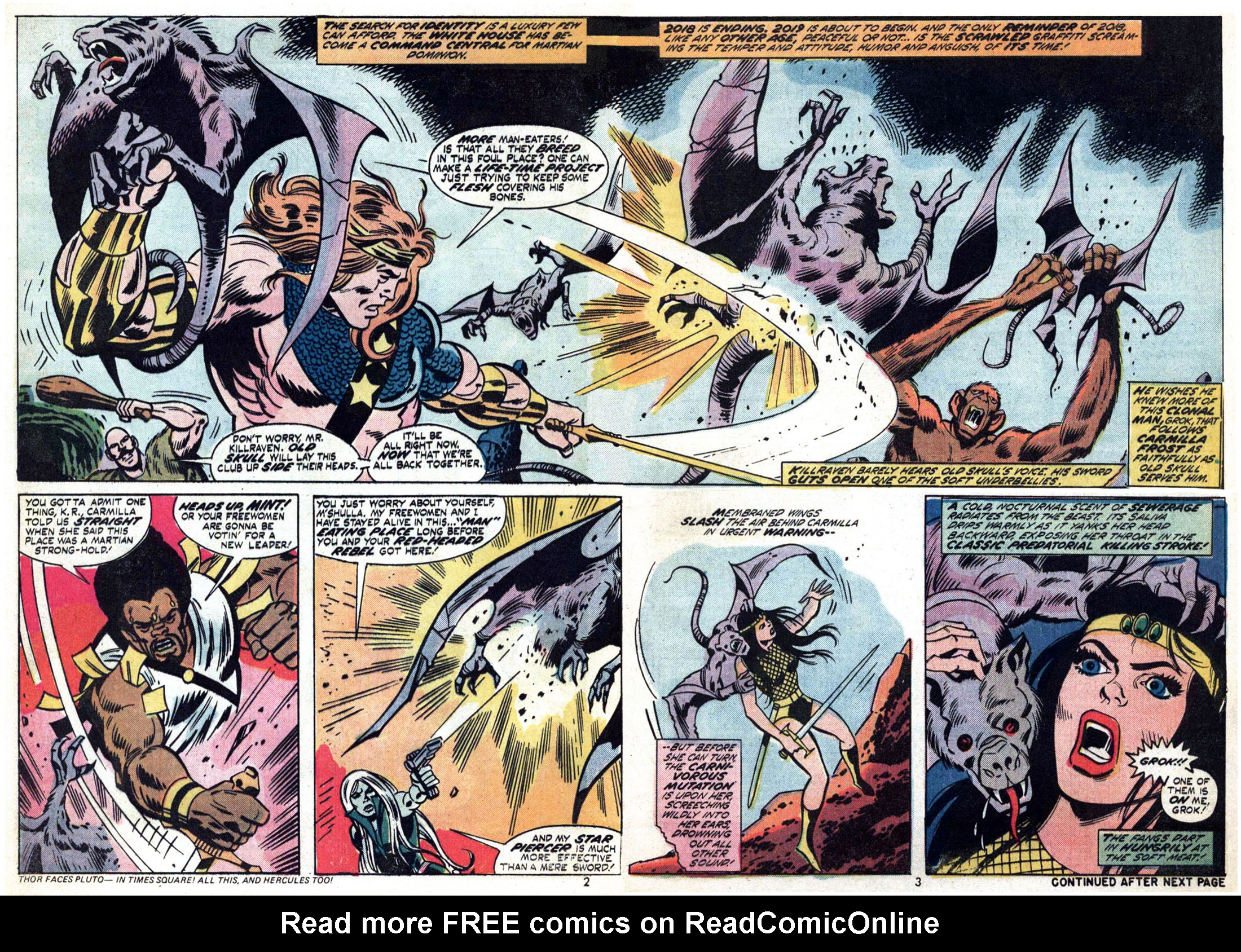 Read online Amazing Adventures (1970) comic -  Issue #24 - 4