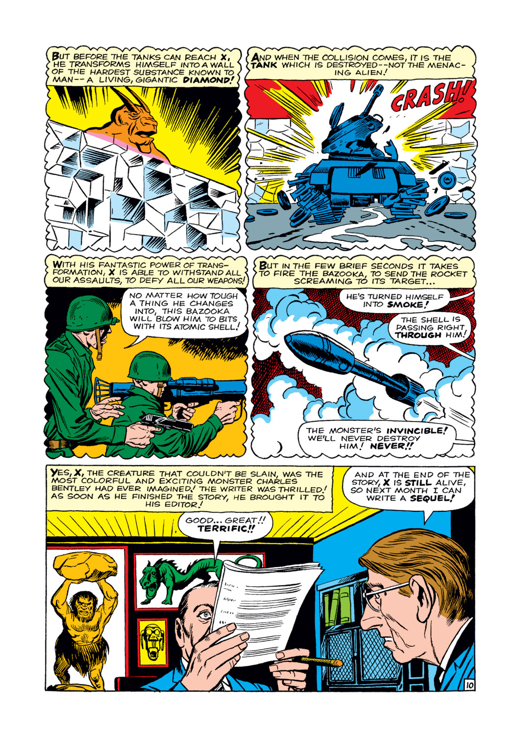Tales to Astonish (1959) issue 20 - Page 12