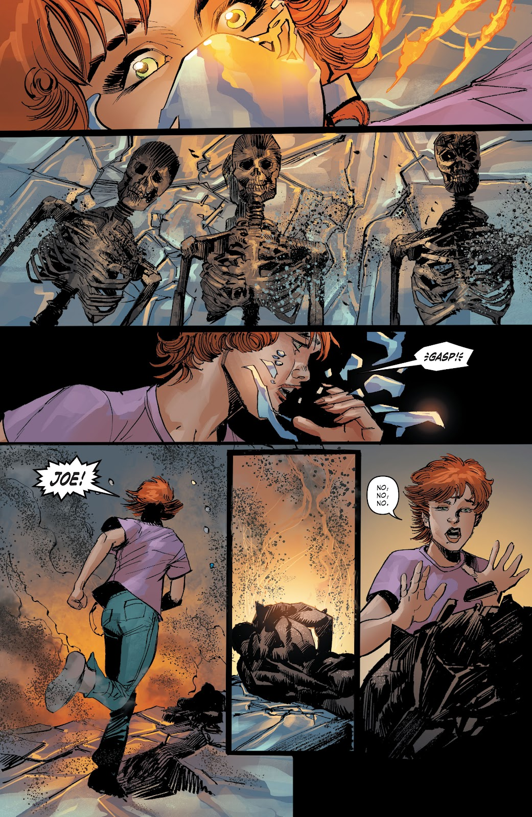 Read online The Curse of Brimstone: Ashes comic -  Issue # TPB (Part 2) - 71