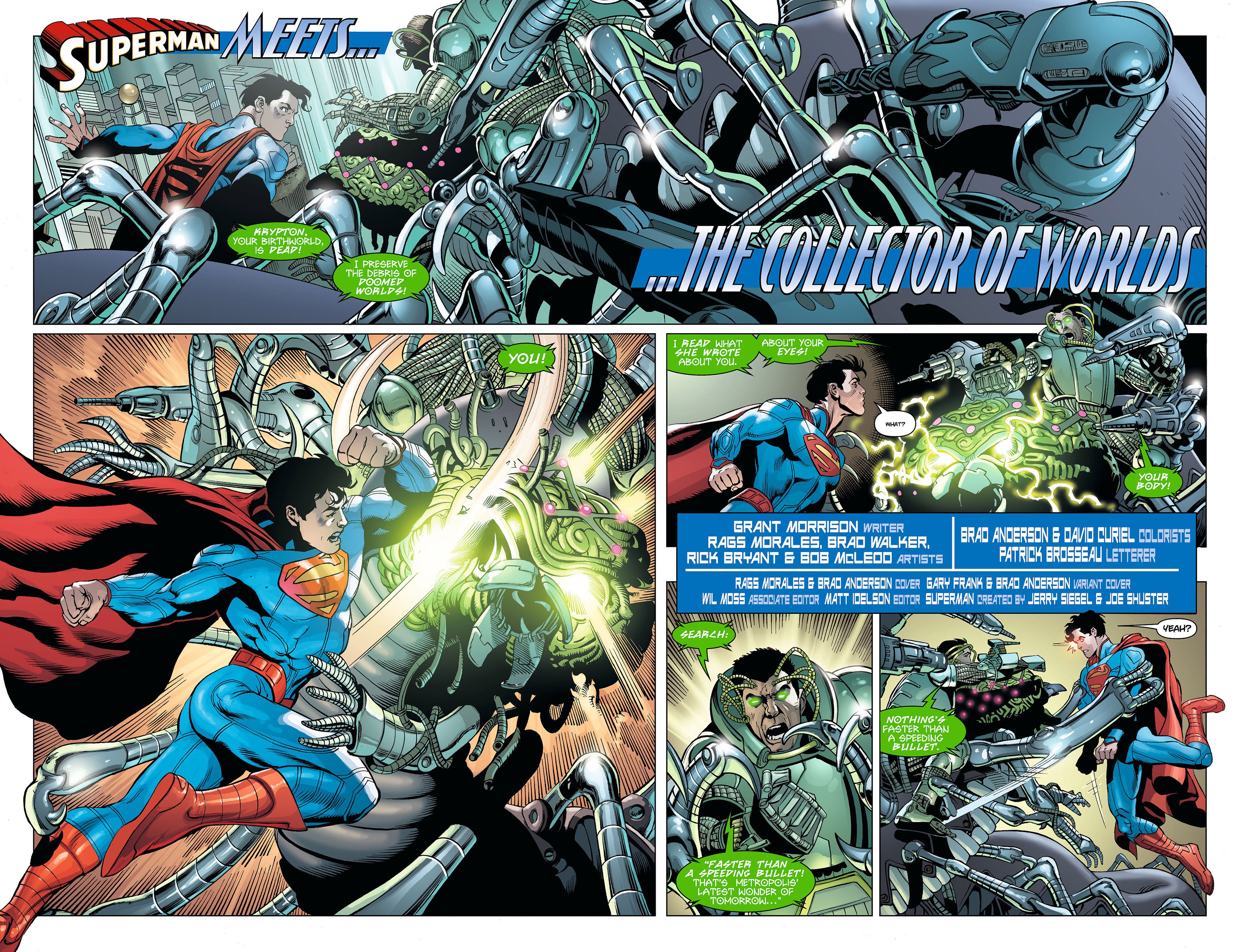 Read online Action Comics (2011) comic -  Issue #8 - 6