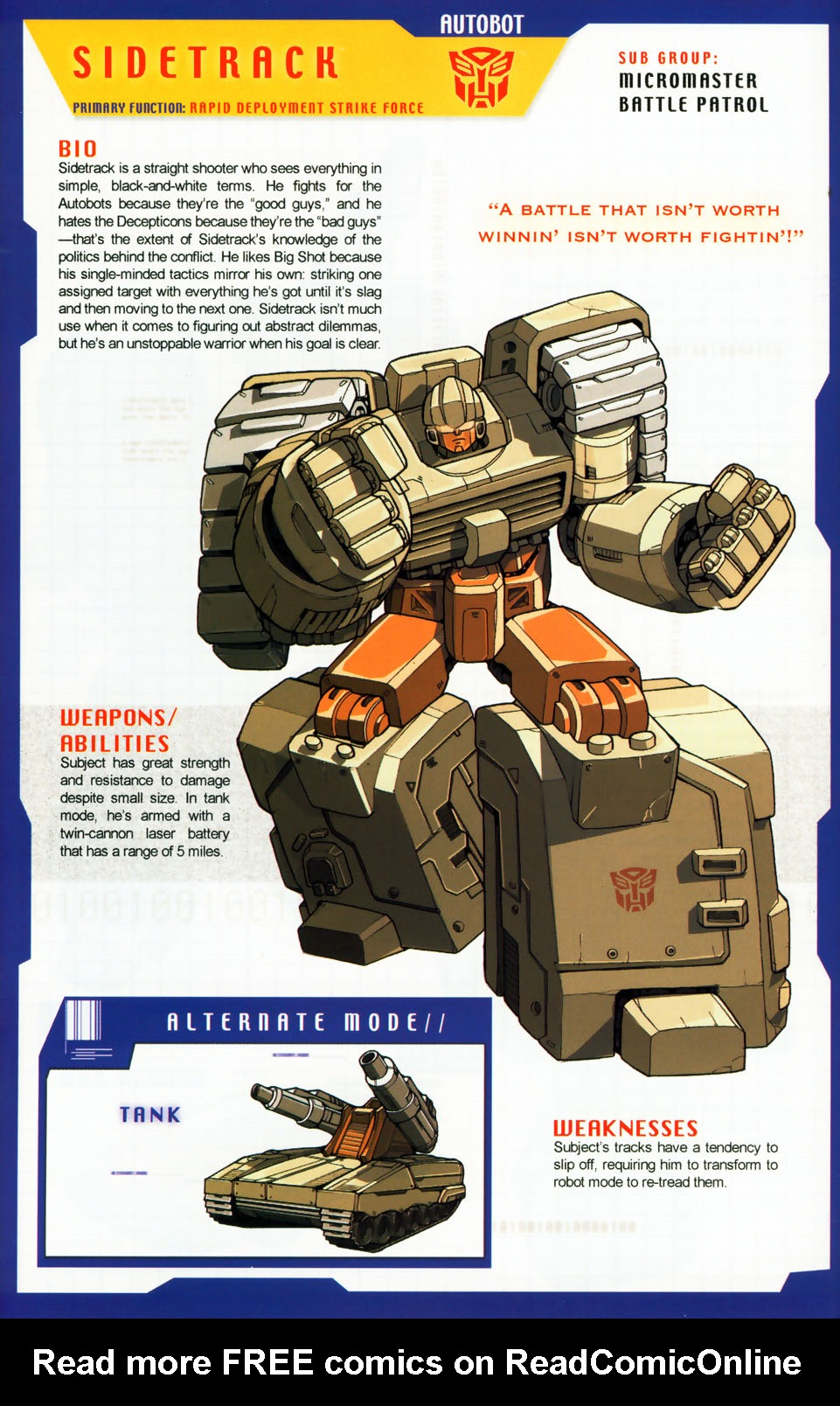 Read online Transformers: More than Meets the Eye comic -  Issue #5 - 65