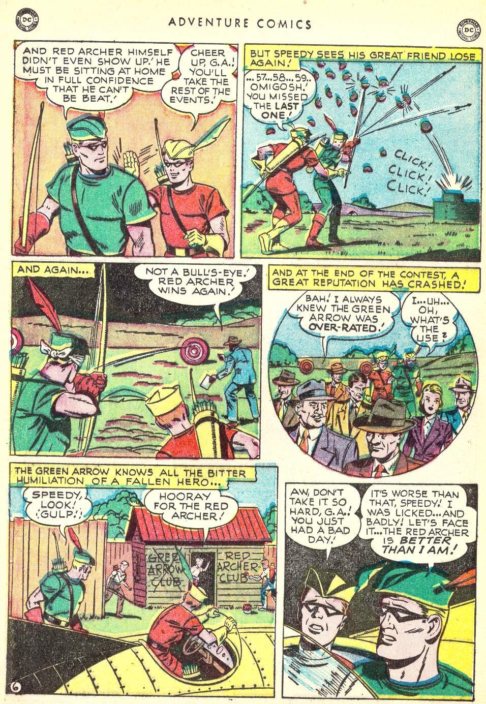 Read online Adventure Comics (1938) comic -  Issue #146 - 28