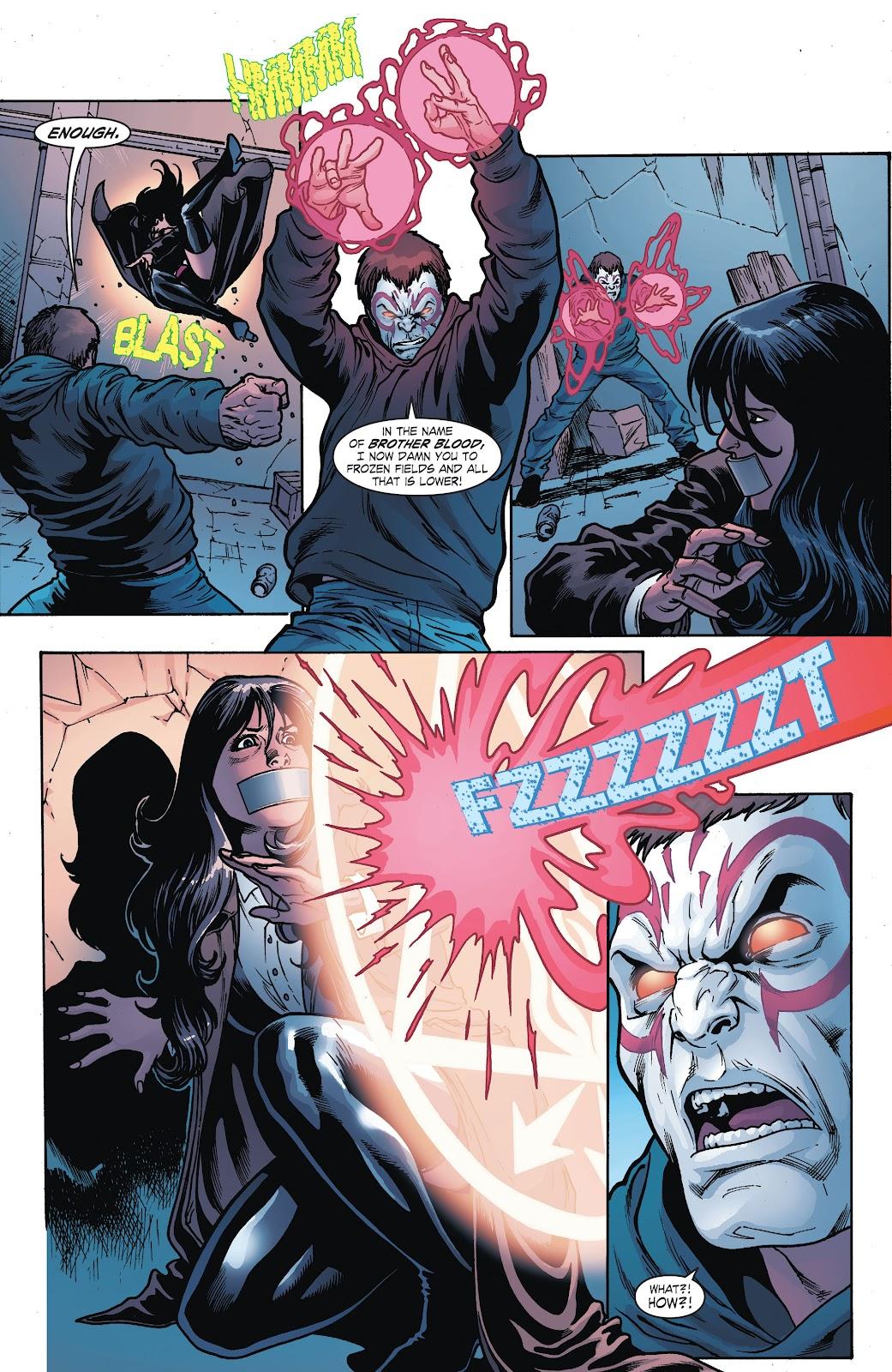 Read online Smallville Season 11 [II] comic -  Issue # TPB 8 - 15