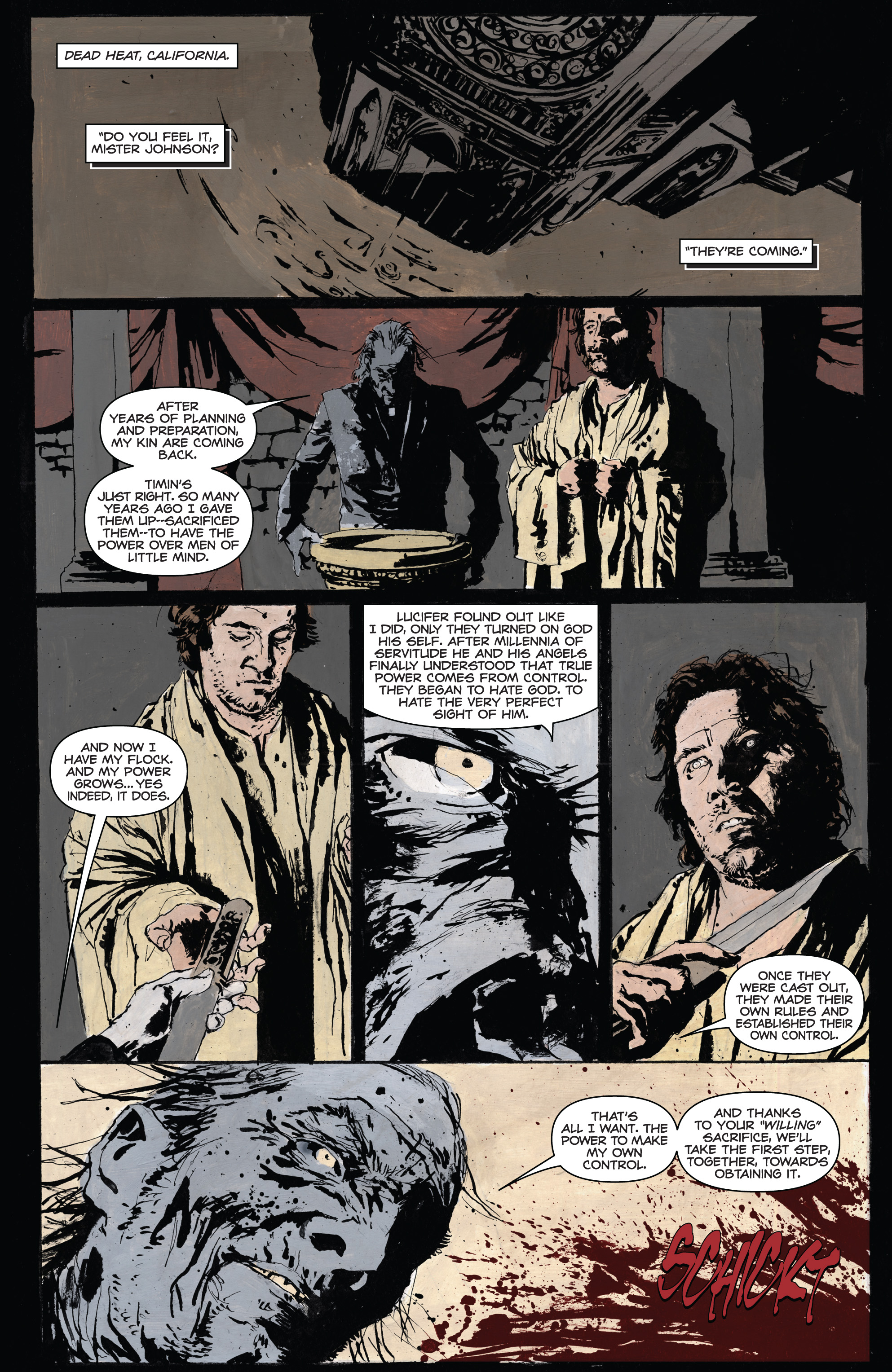 Read online Dead Irons comic -  Issue # TPB - 67