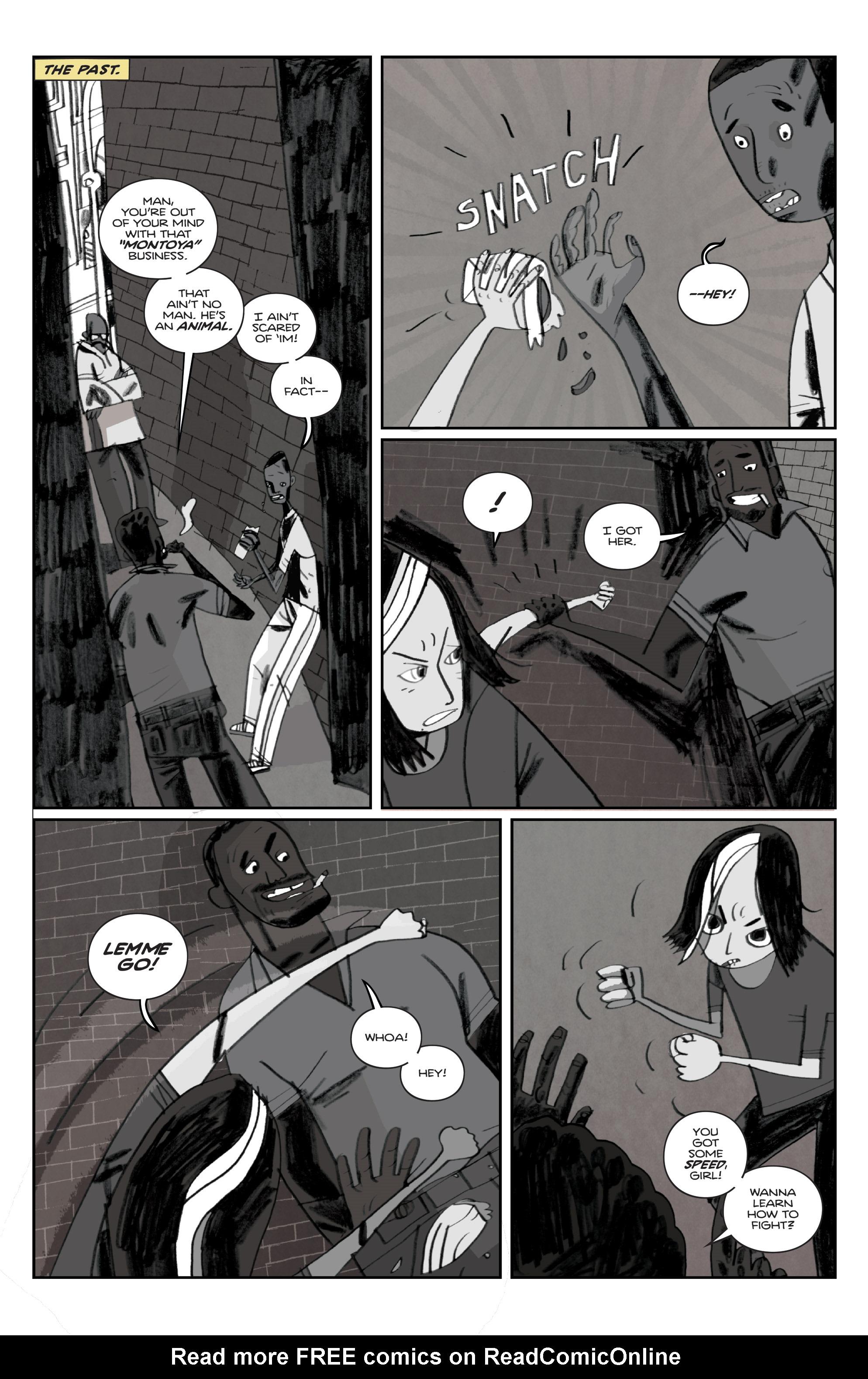 Read online Helena Crash comic -  Issue #3 - 15