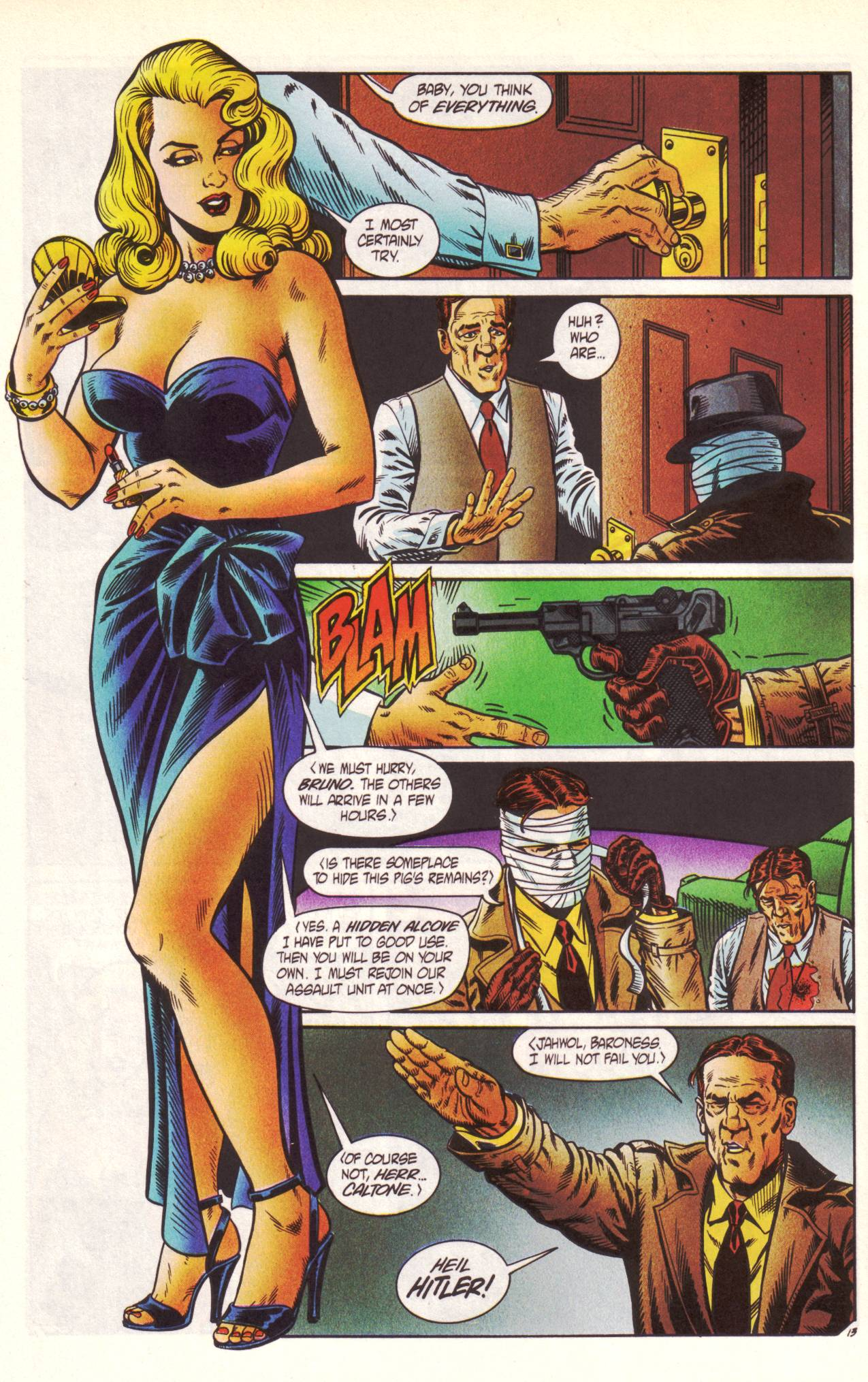Read online Sting of The Green Hornet comic -  Issue #1 - 14