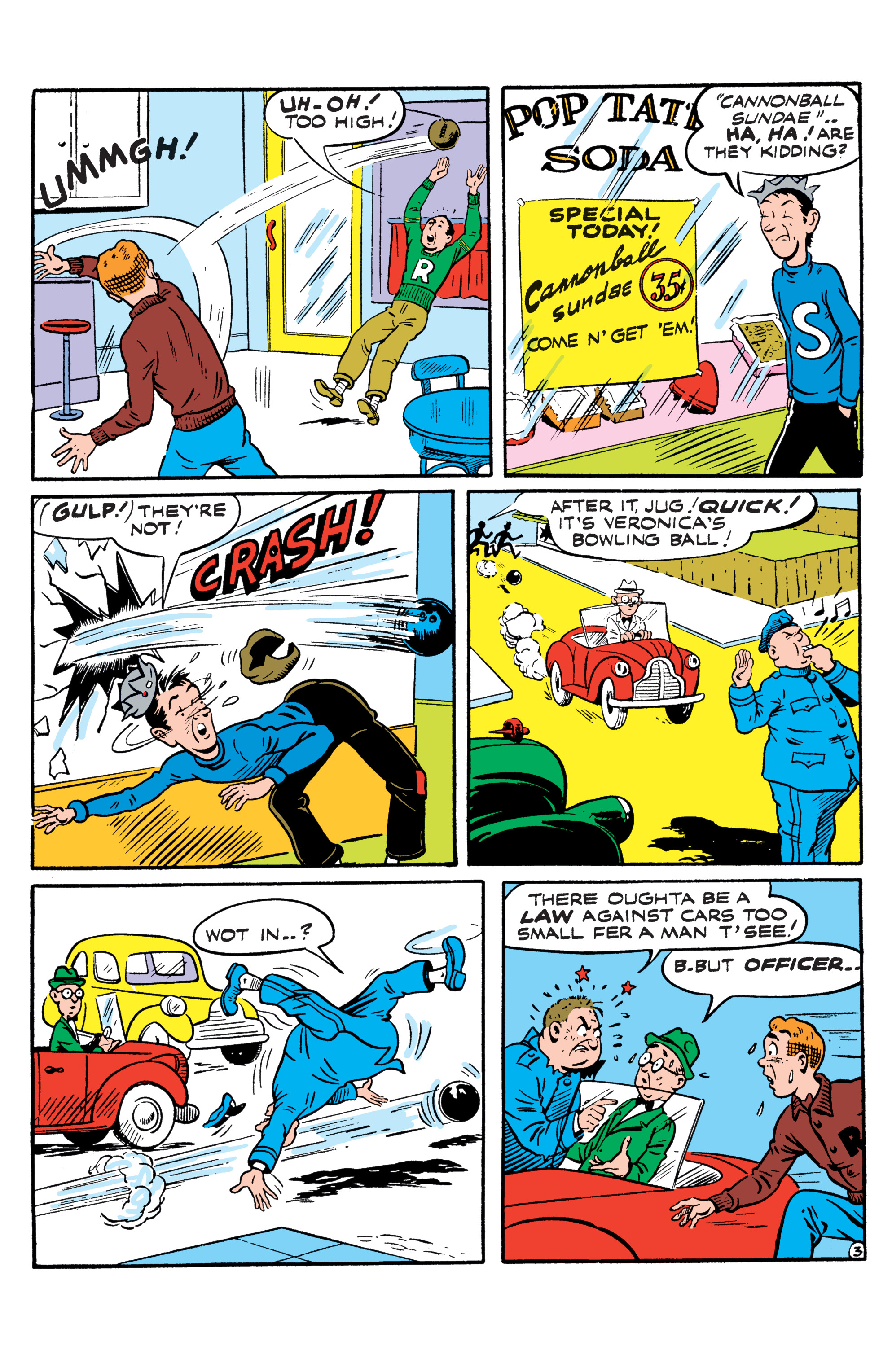 Read online Archie (2015) comic -  Issue #5 - 28