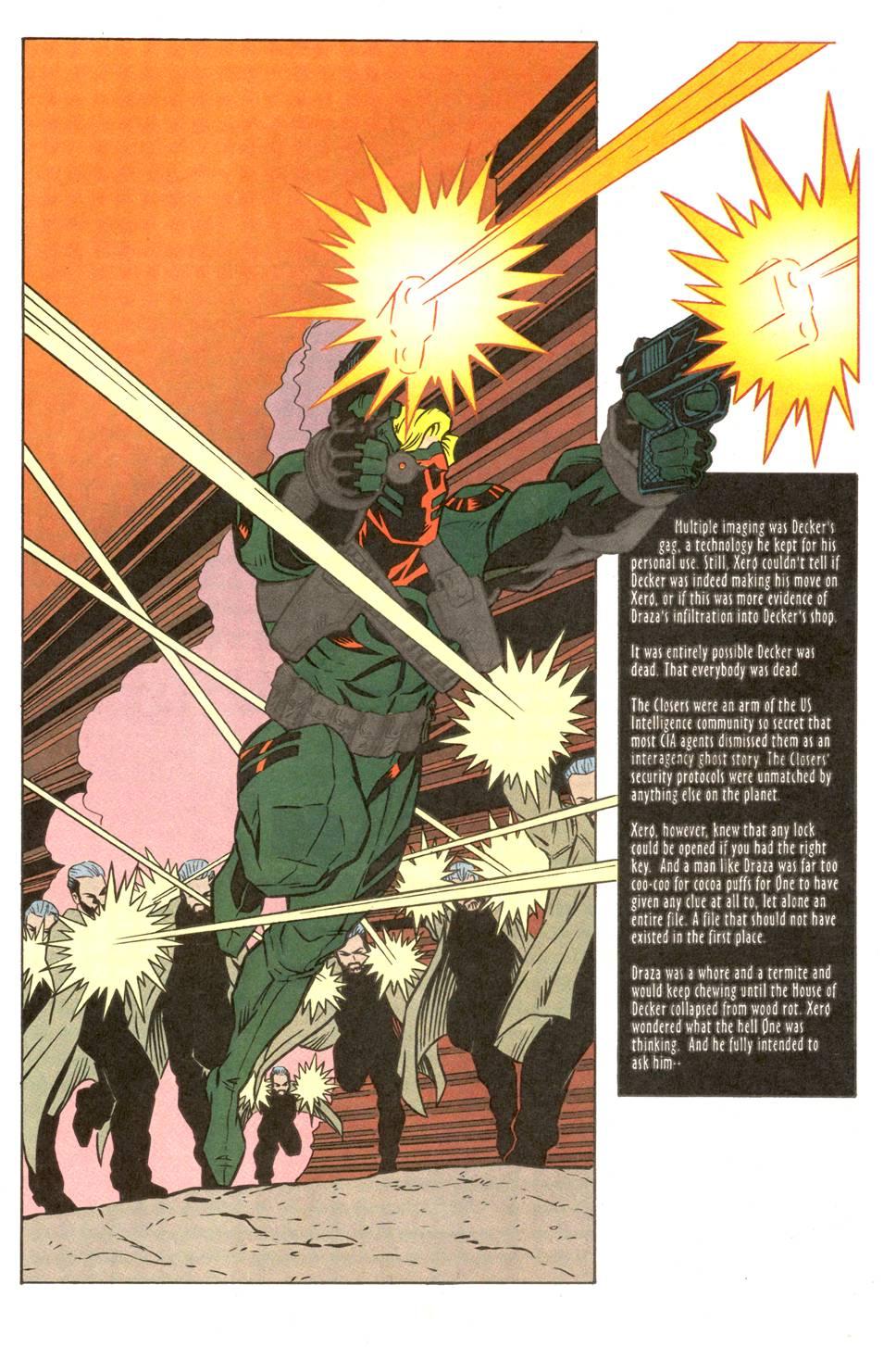 Read online Xero comic -  Issue #11 - 10