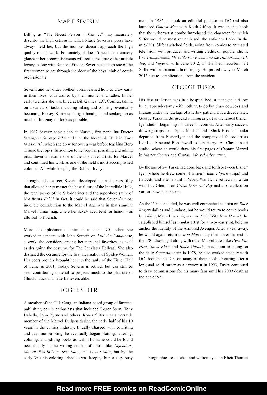 Read online Marvel Masterworks: Luke Cage, Power Man comic -  Issue # TPB 3 (Part 3) - 125