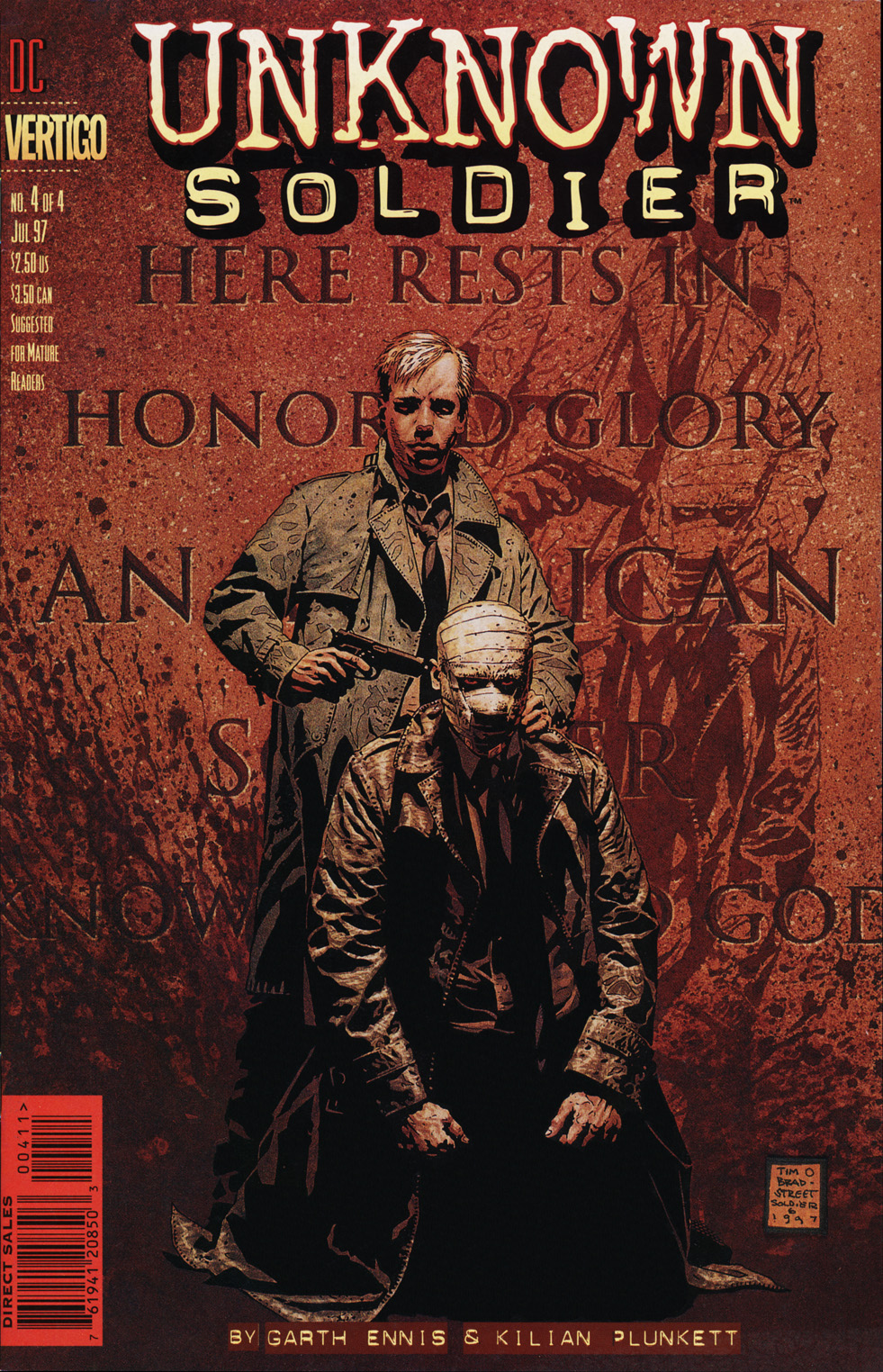 Unknown Soldier (1997) issue 4 - Page 1