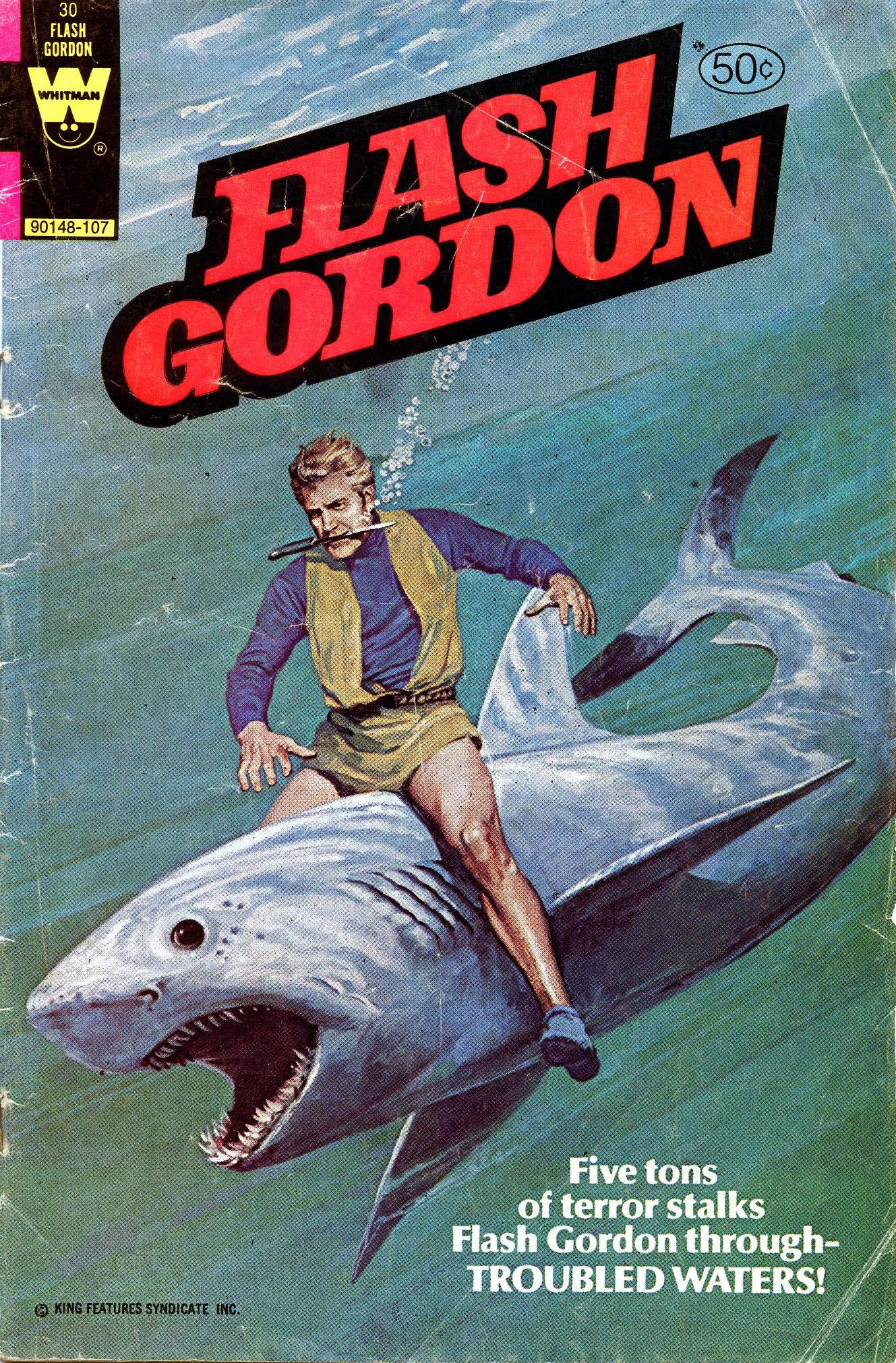 Flash Gordon (1978) 30 Page 1