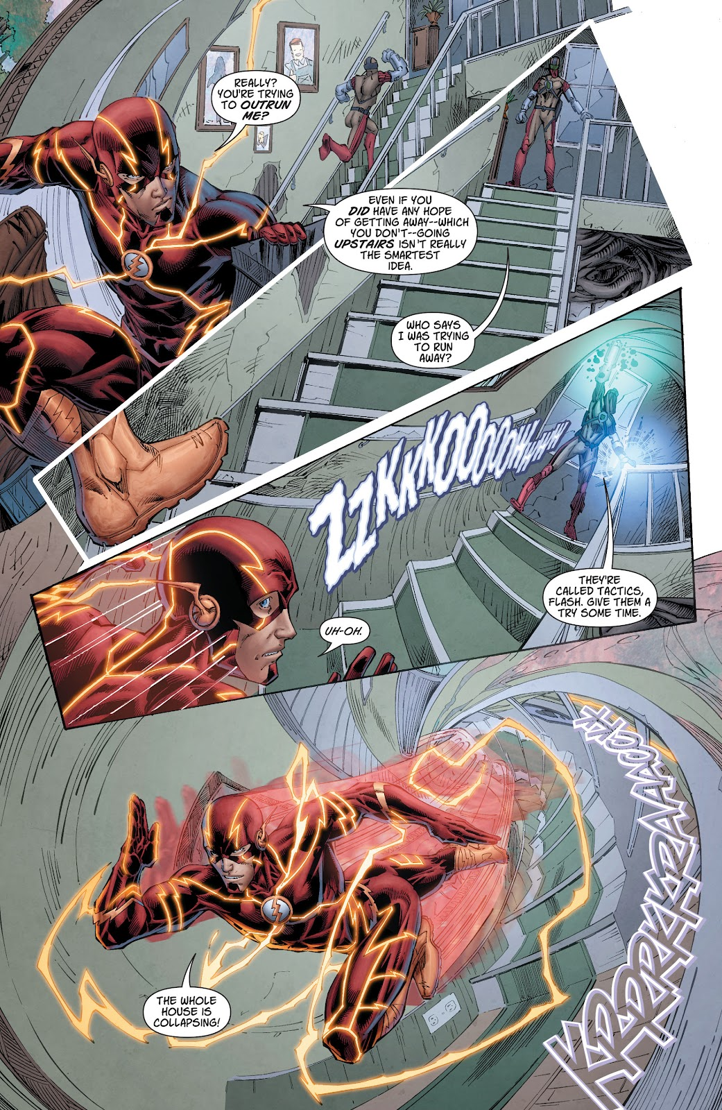 Read online The Flash (2011) comic -  Issue # _TPB 6 (Part 1) - 87