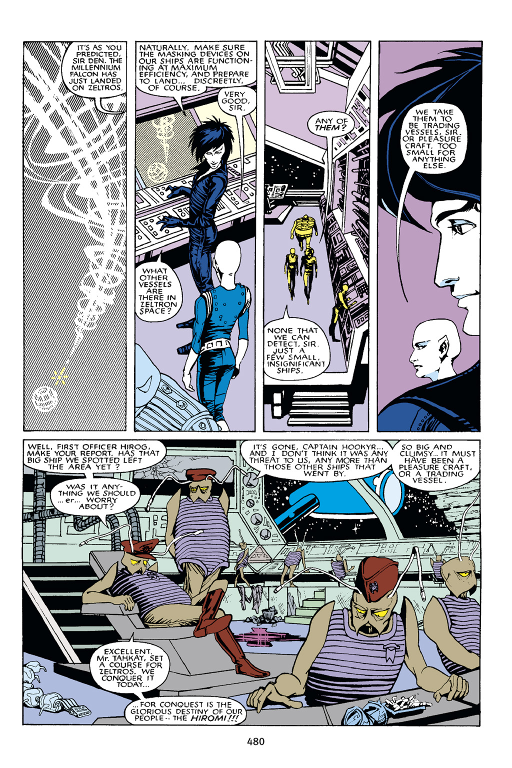Read online Star Wars Omnibus comic -  Issue # Vol. 21.5 - 205
