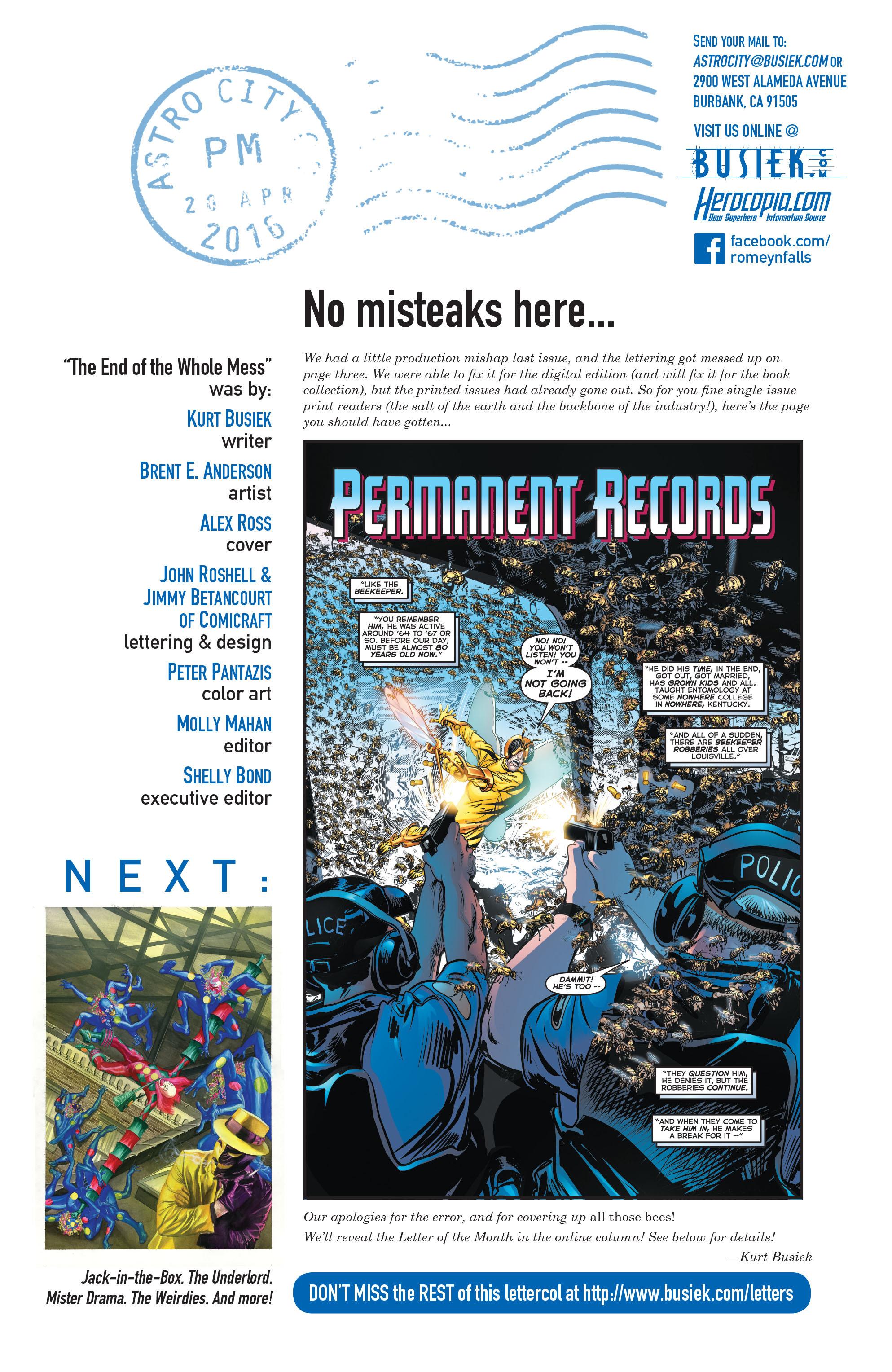 Read online Astro City comic -  Issue #34 - 26