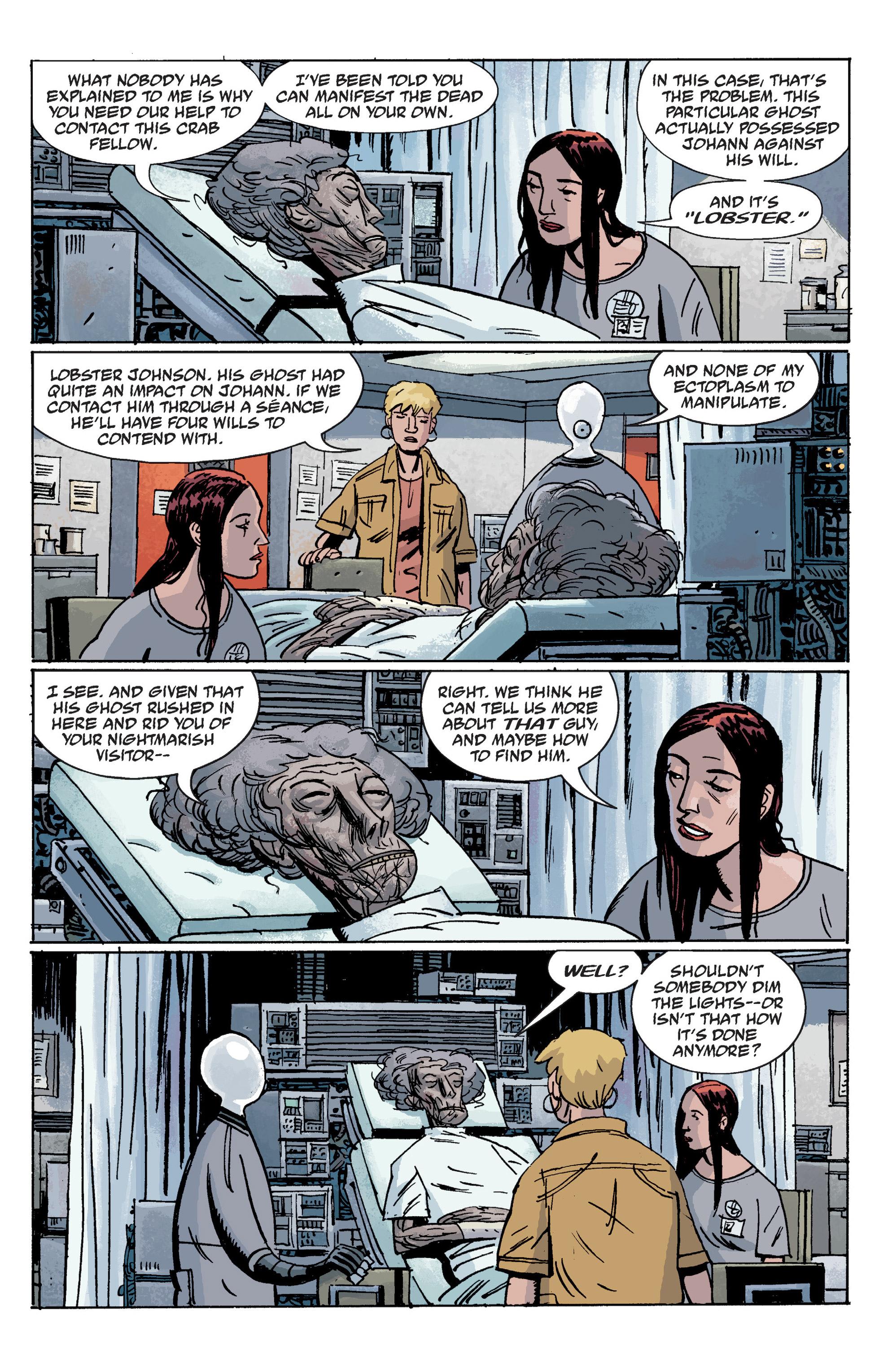 Read online B.P.R.D. (2003) comic -  Issue # TPB 10 - 25