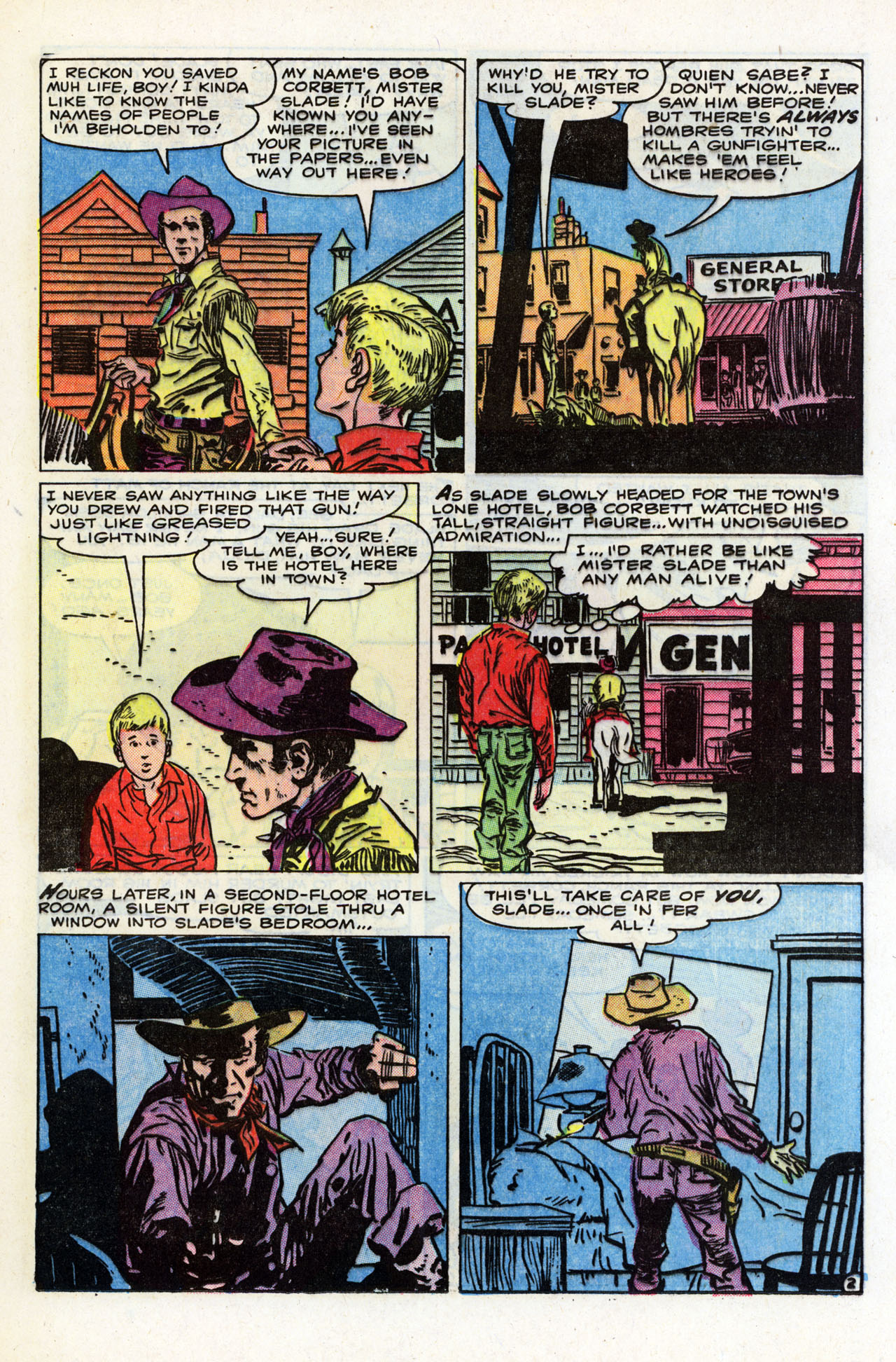 Read online Two-Gun Kid comic -  Issue #23 - 21
