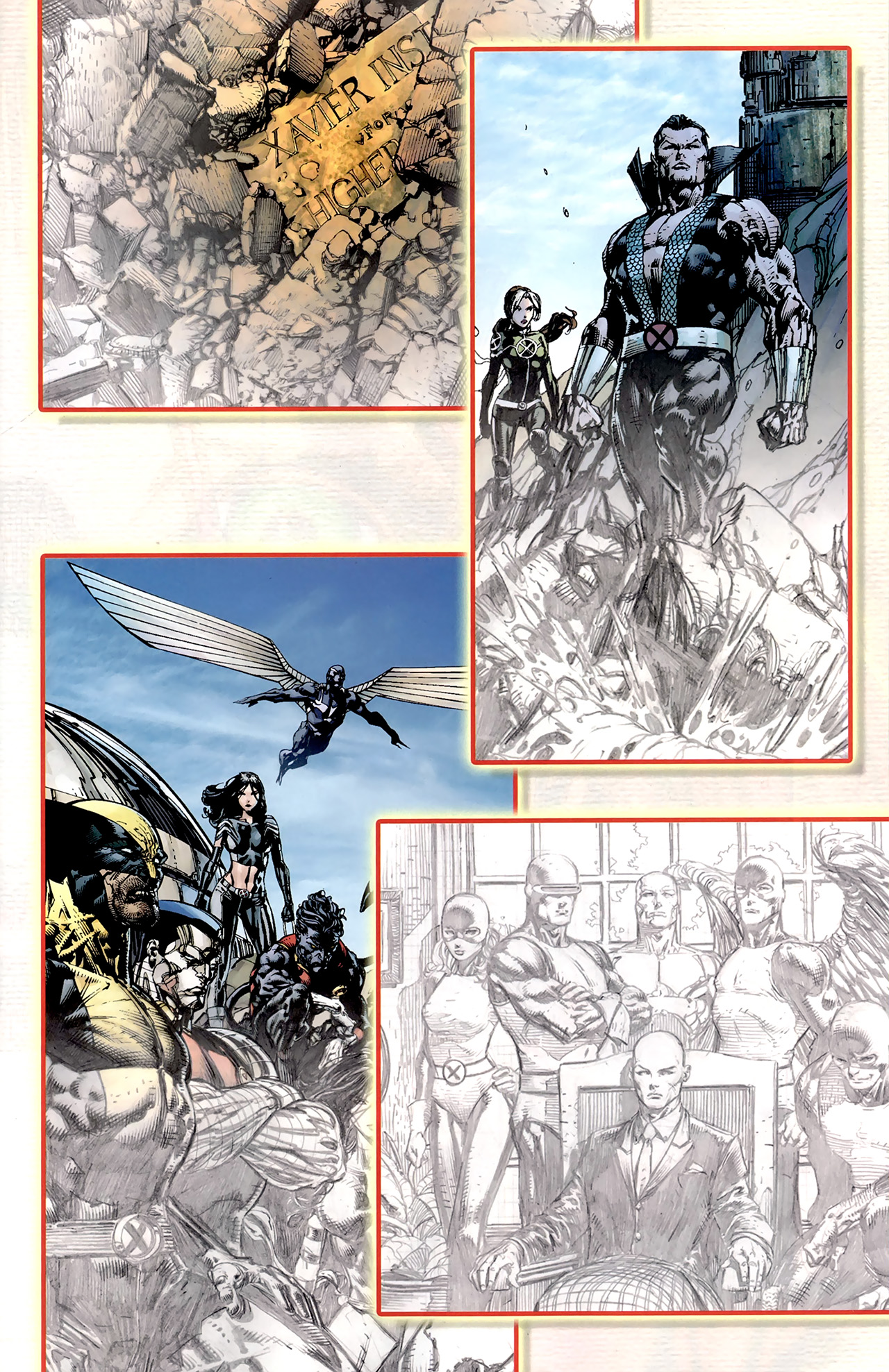 Read online Second Coming: Prepare comic -  Issue # Full - 11