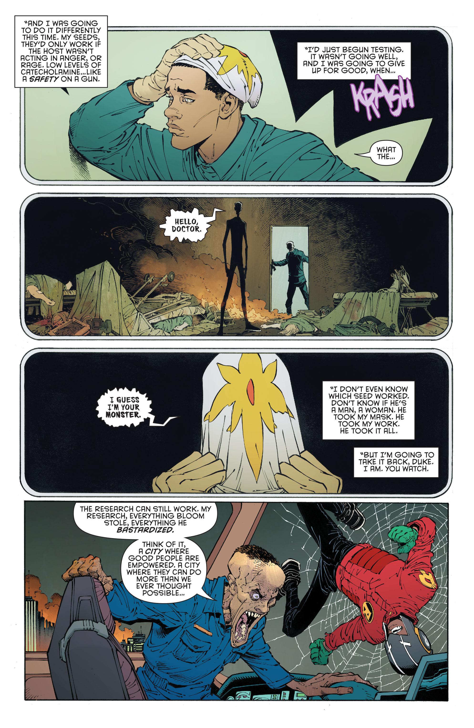 Read online Batman (2011) comic -  Issue # _TPB 9 - 113