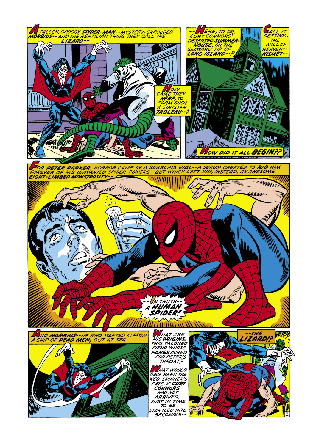 The Amazing Spider-Man (1963) 102 Page 2