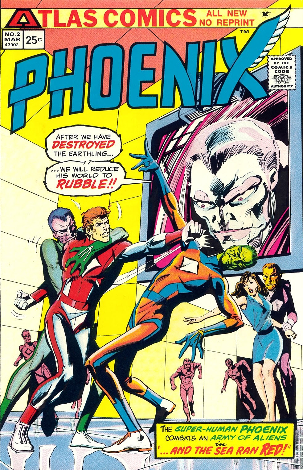 Phoenix (1975) issue 2 - Page 1
