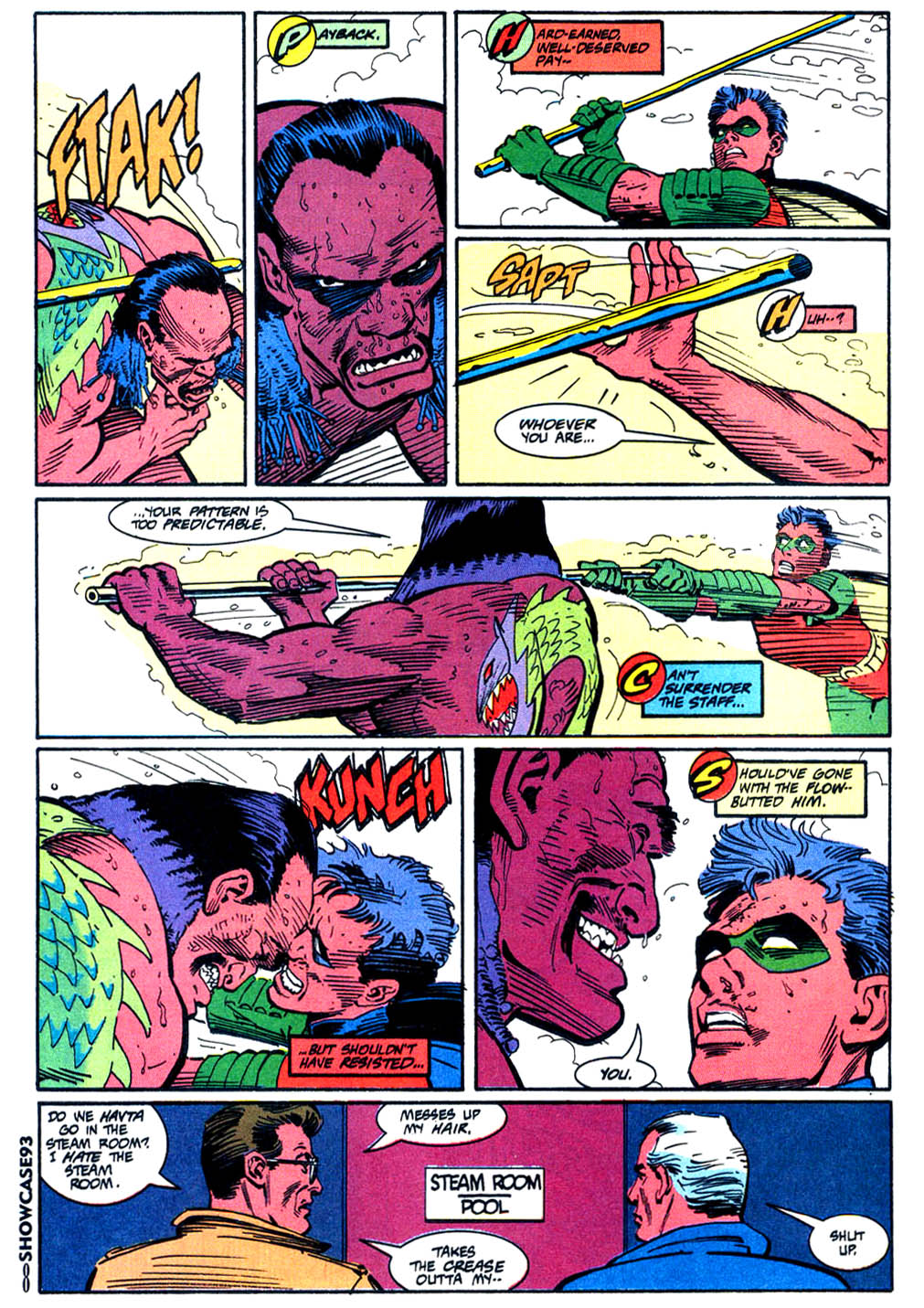Read online Showcase '93 comic -  Issue #5 - 7