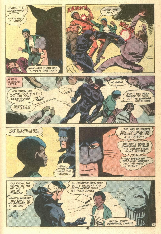 Read online Adventure Comics (1938) comic -  Issue #464 - 43