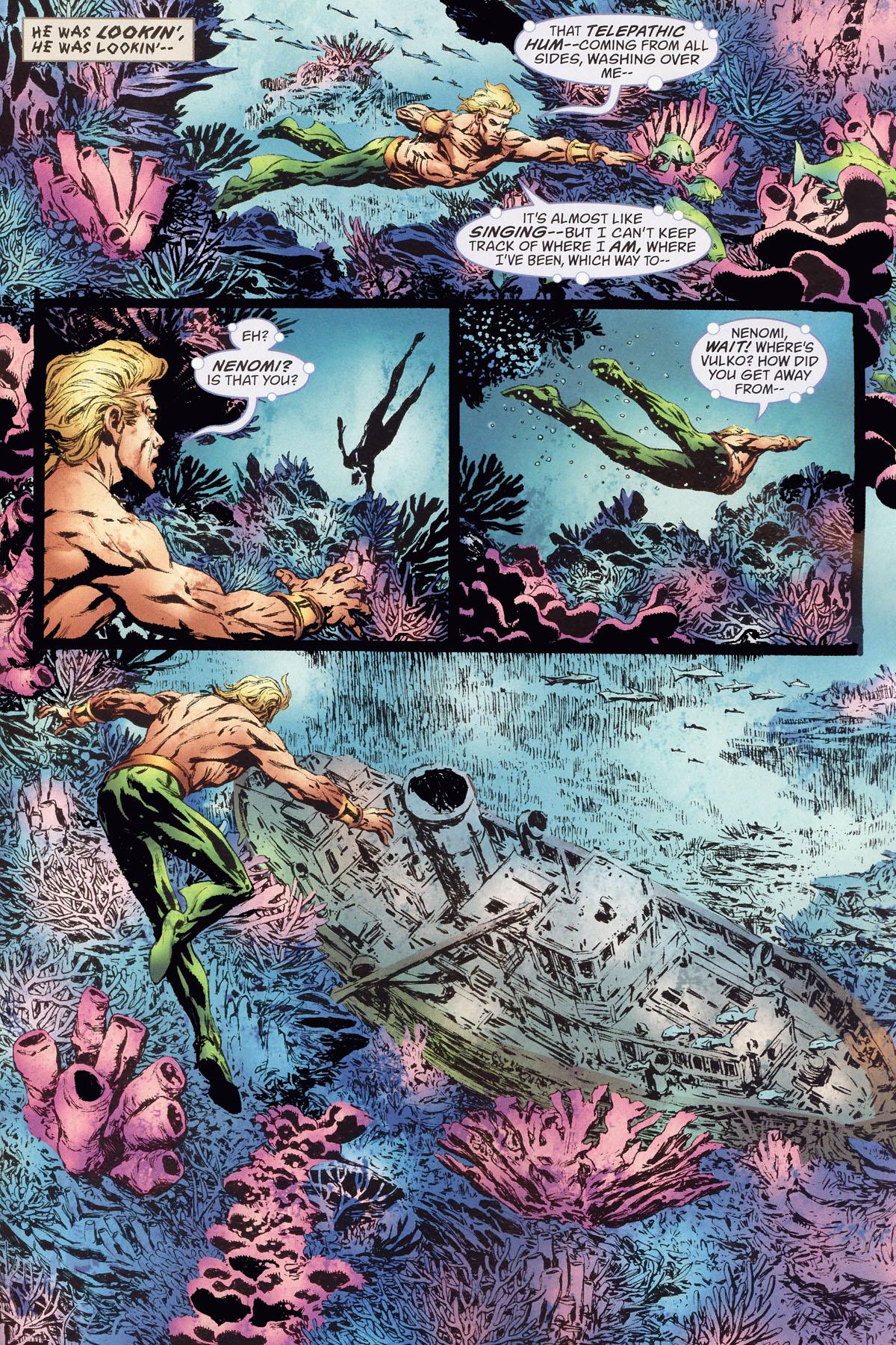 Read online Aquaman: Sword of Atlantis comic -  Issue #47 - 10
