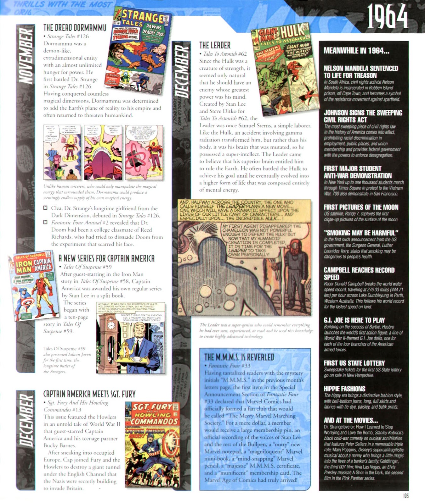 Read online Marvel Chronicle comic -  Issue # TPB (Part 2) - 4
