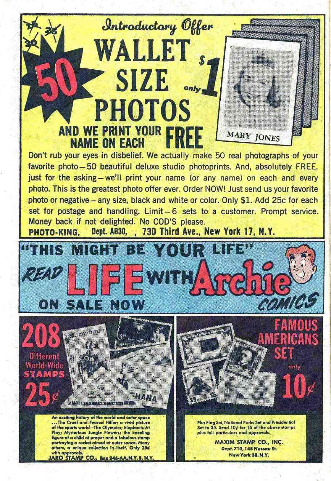Read online Archie (1960) comic -  Issue #128 - 28