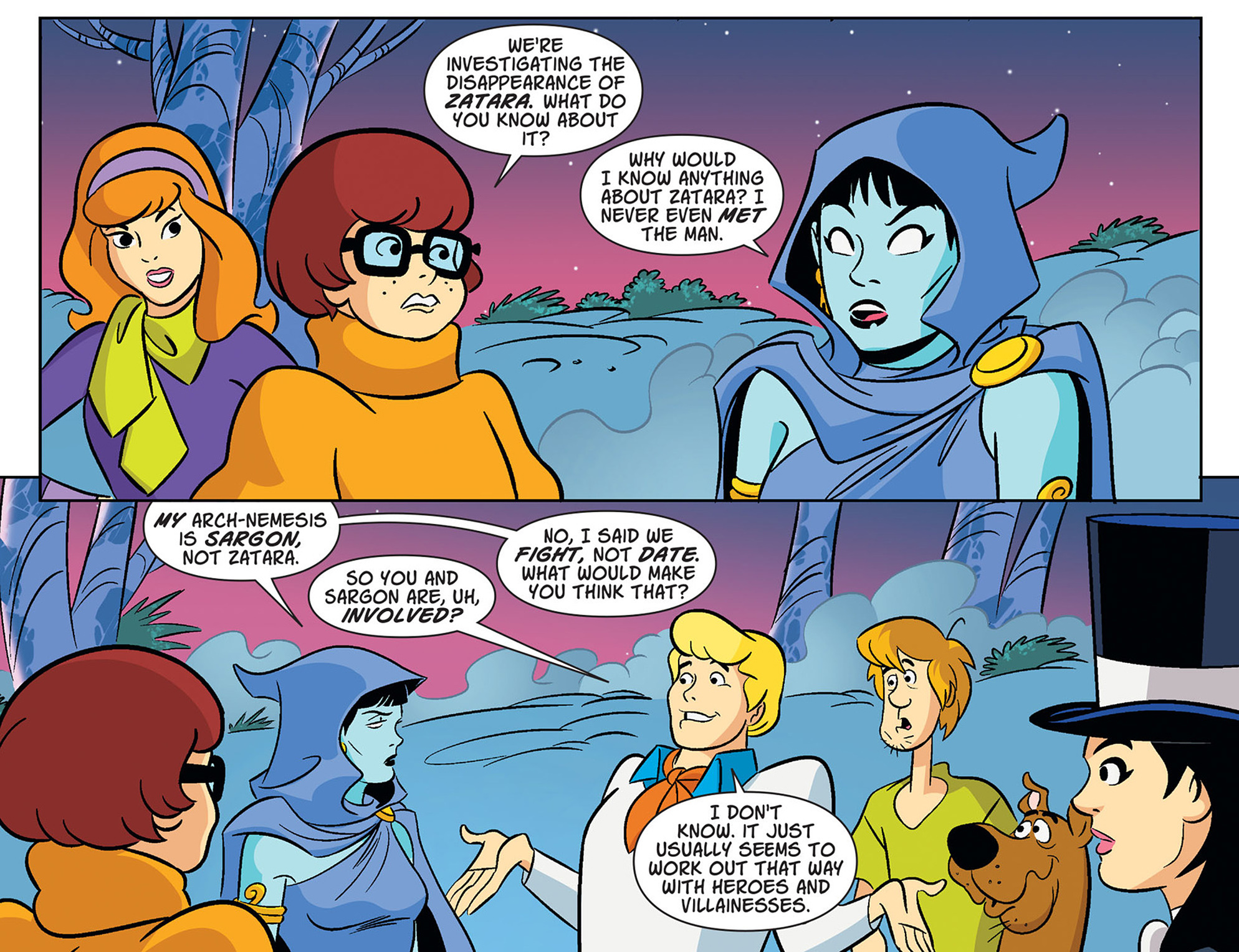 Read online Scooby-Doo! Team-Up comic -  Issue #38 - 7