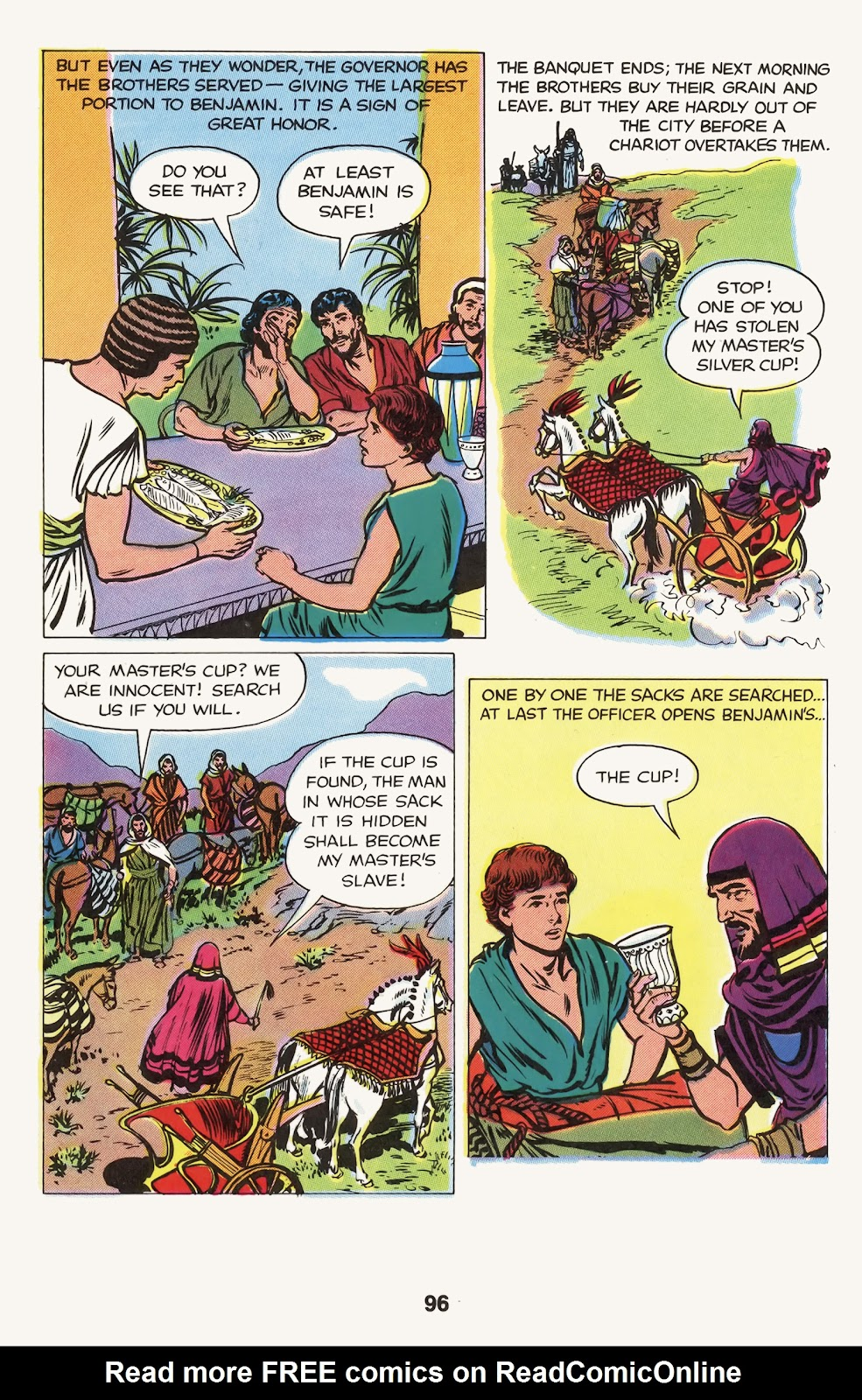 The Picture Bible issue TPB (Part 1) - Page 98