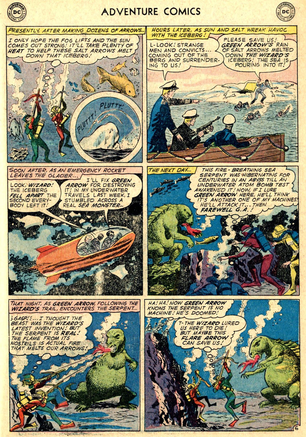 Read online Adventure Comics (1938) comic -  Issue #267 - 31