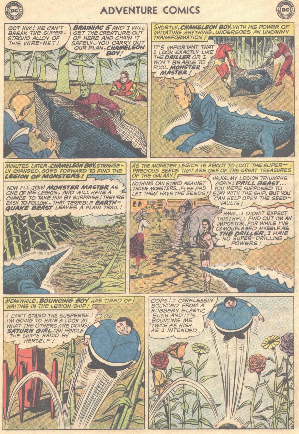 Read online Adventure Comics (1938) comic -  Issue #309 - 15