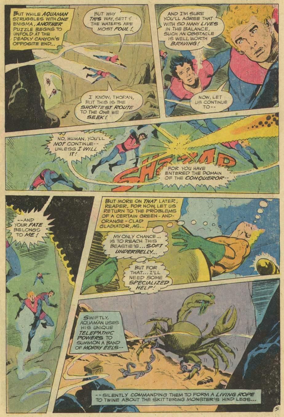 Read online Adventure Comics (1938) comic -  Issue #451 - 9