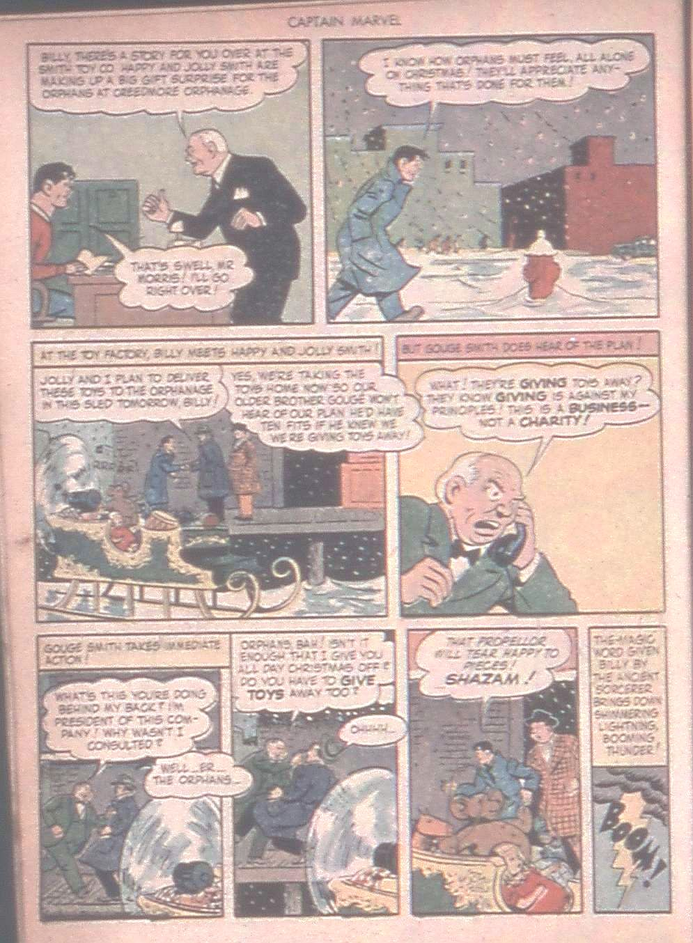 Captain Marvel Adventures issue 42 - Page 42