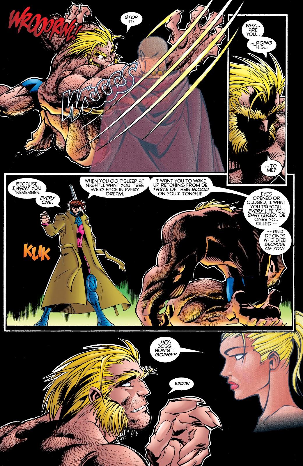 Uncanny X-Men (1963) issue 326 - Page 17