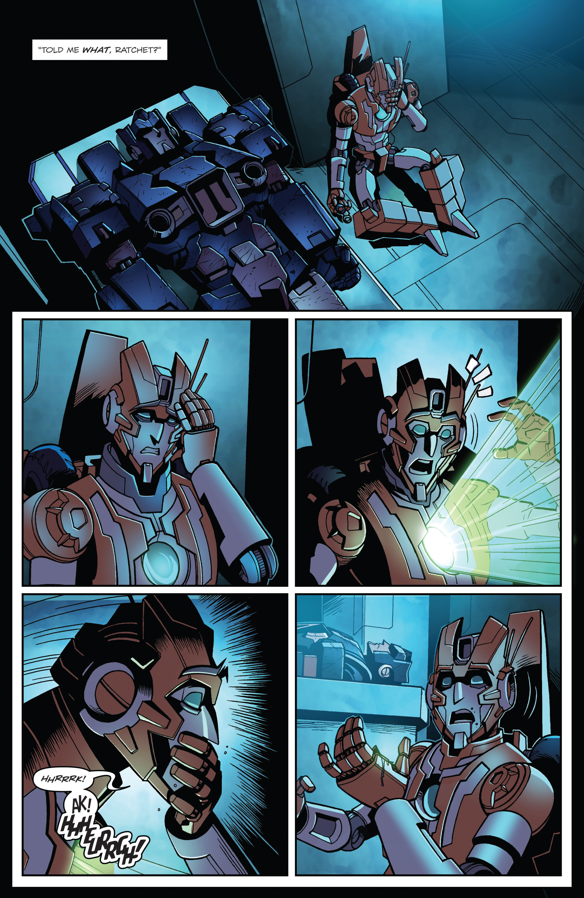 Read online Transformers: Lost Light comic -  Issue #1 - 16