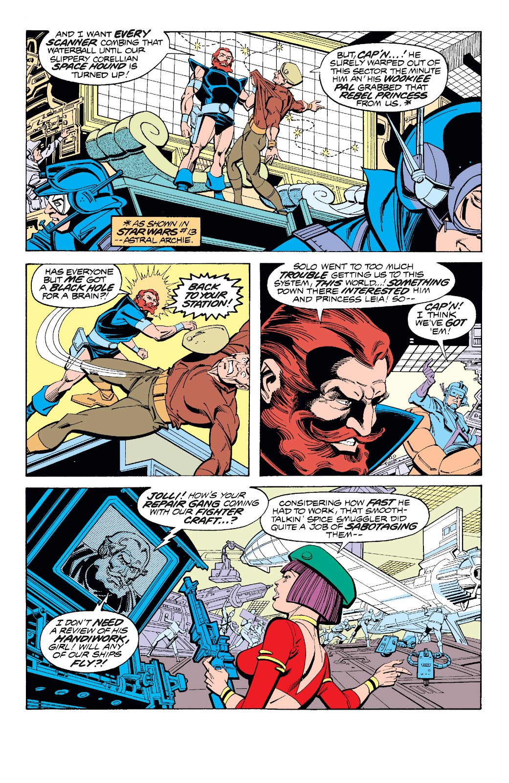 Read online Star Wars Legends: The Original Marvel Years - Epic Collection comic -  Issue # TPB 1 (Part 3) - 63