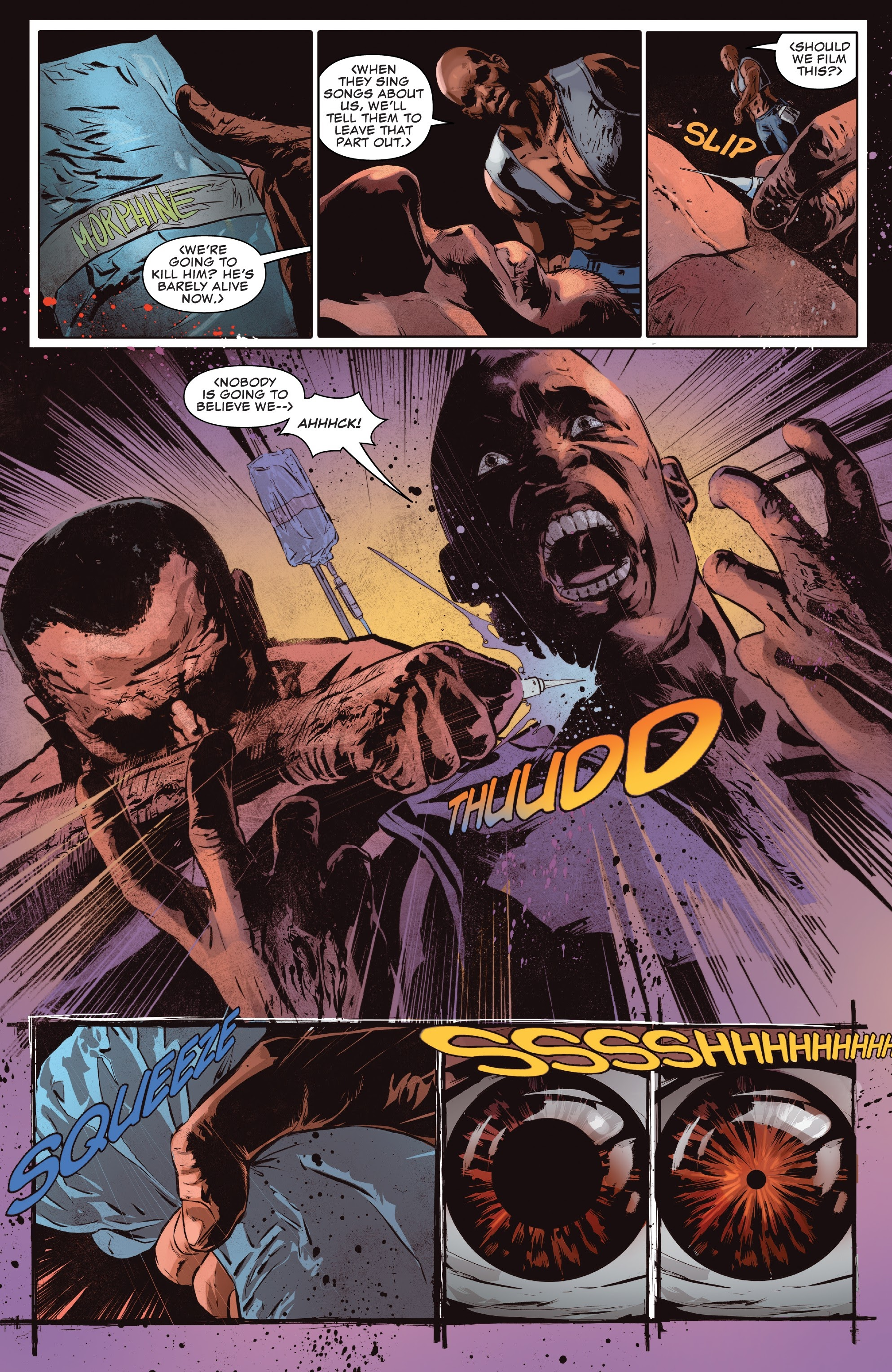 Read online The Punisher (2018) comic -  Issue #12 - 4