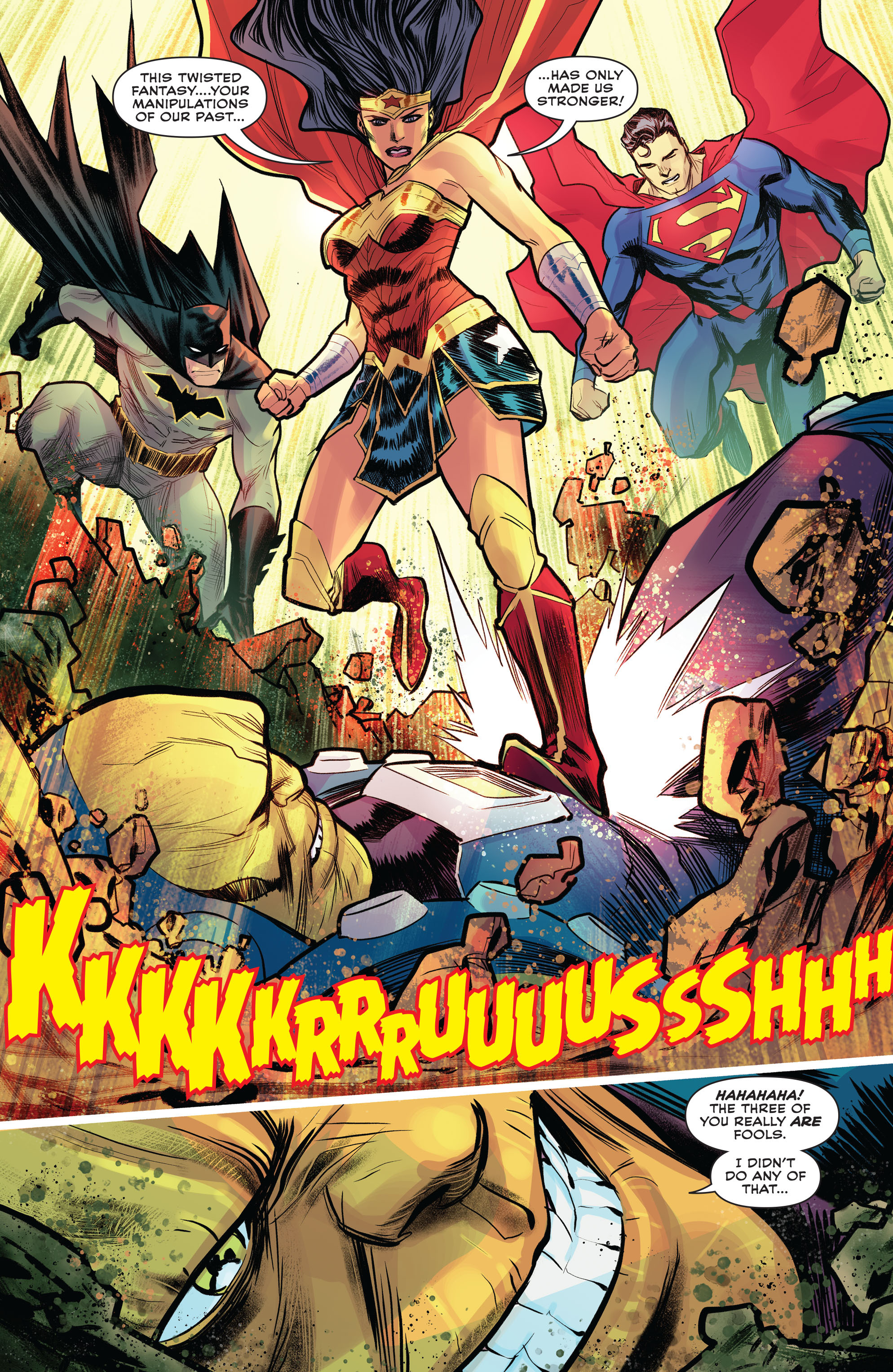 Read online Trinity (2016) comic -  Issue #5 - 10