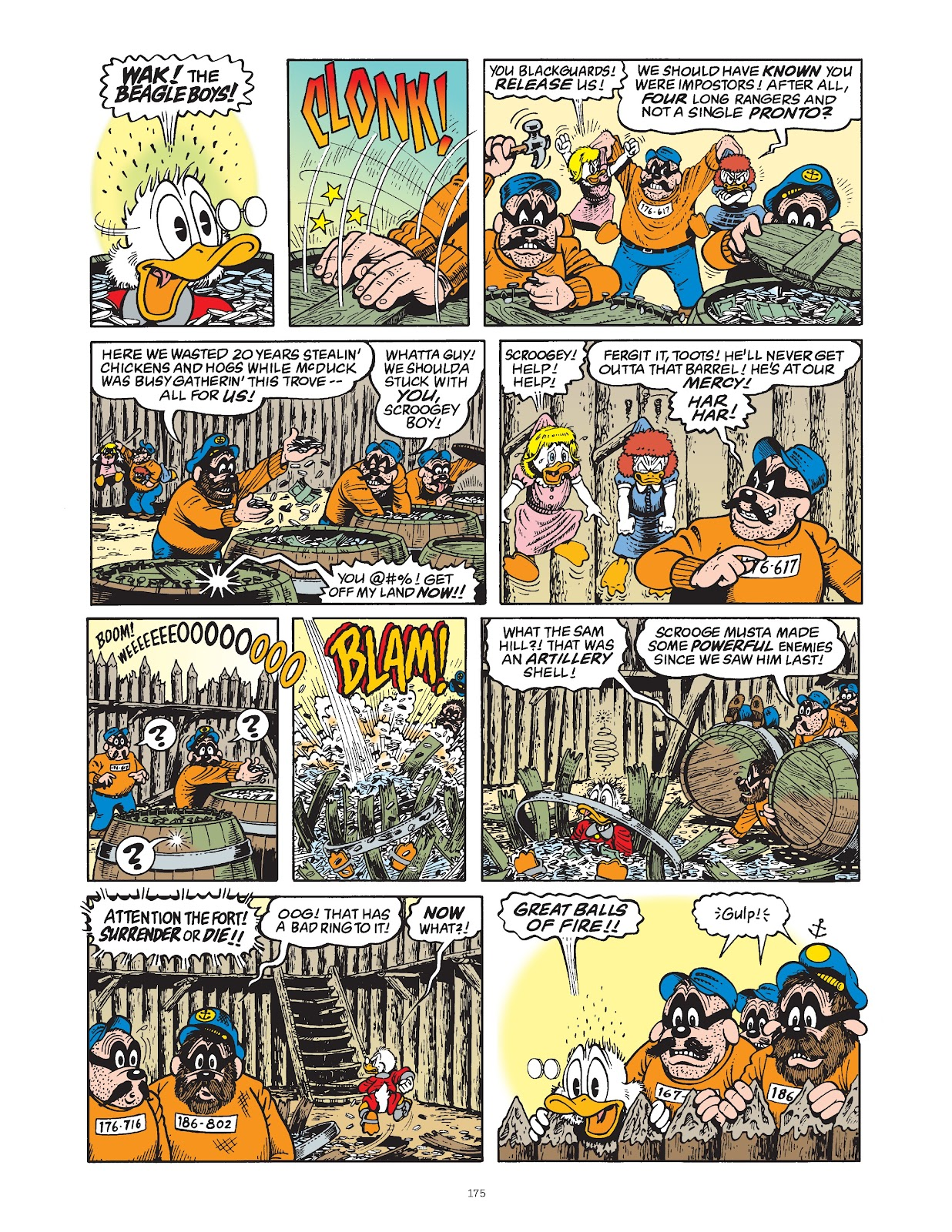 Read online The Complete Life and Times of Scrooge McDuck comic -  Issue # TPB 1 (Part 2) - 71