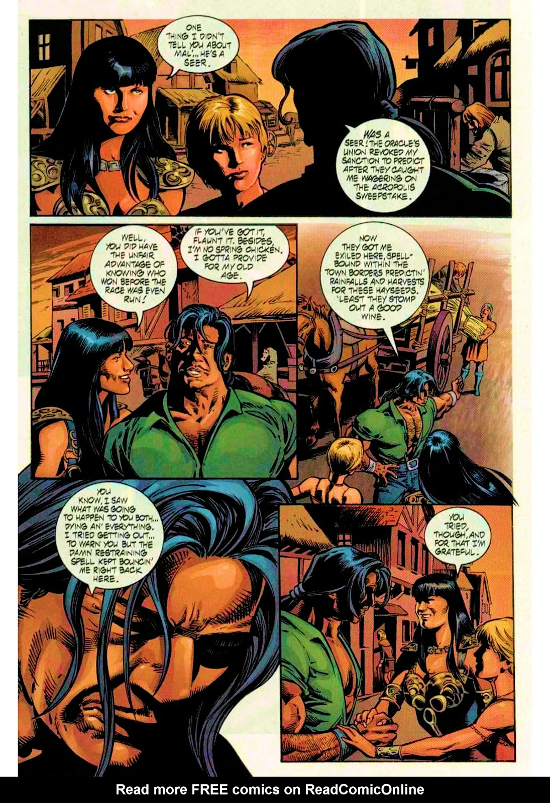 Xena: Warrior Princess (1999) Issue #11 #11 - English 7
