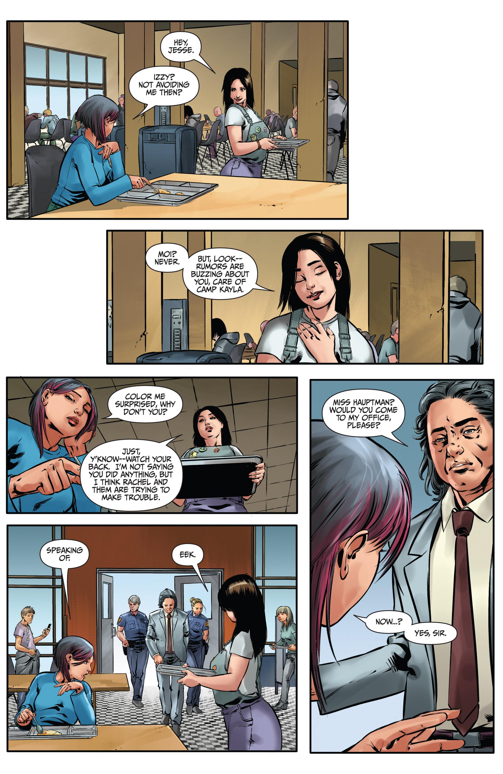 Read online Mercy Thompson comic -  Issue #4 - 19
