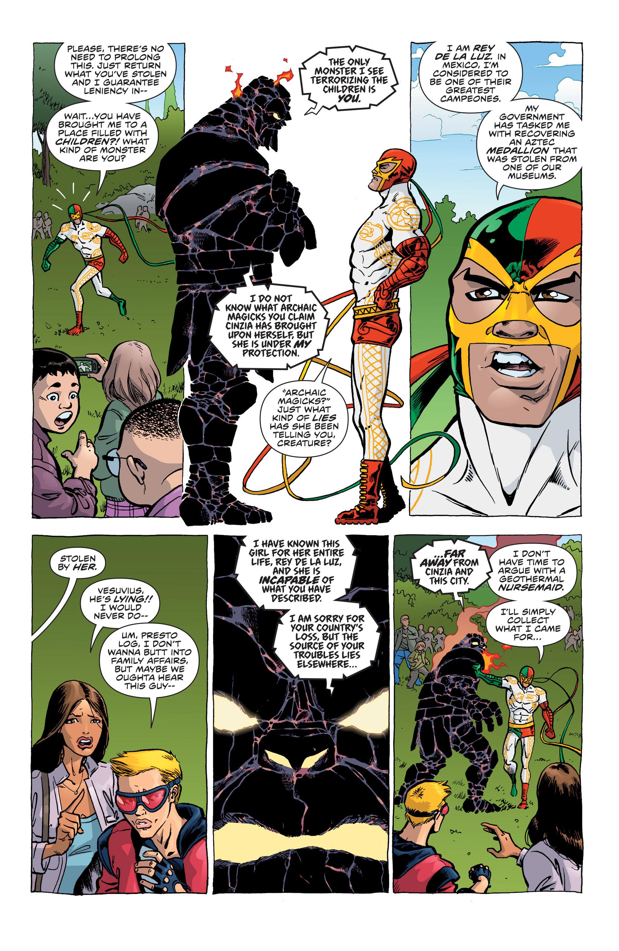 Read online Secret Identities comic -  Issue #4 - 9