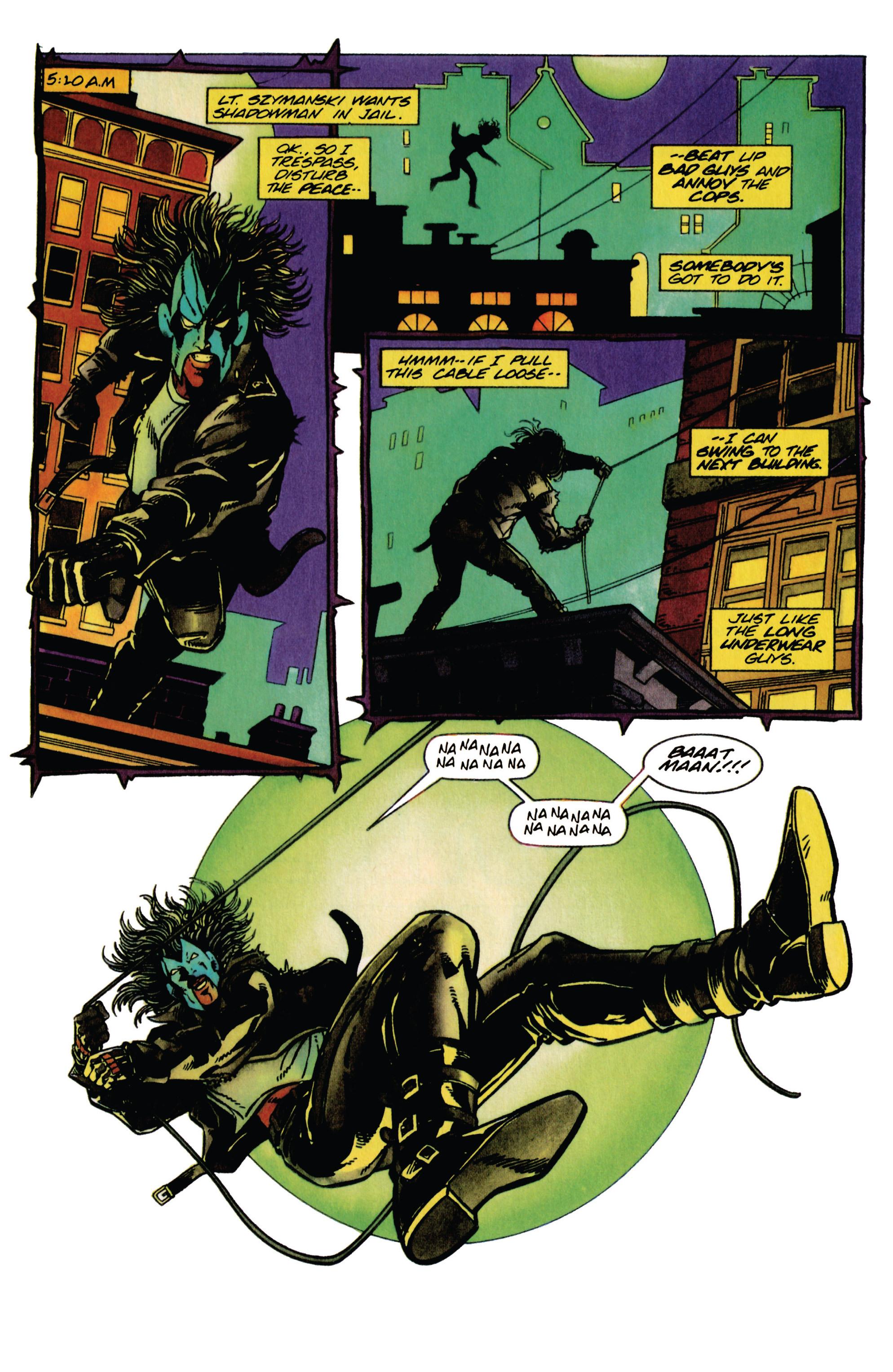 Read online Shadowman (1992) comic -  Issue #31 - 12