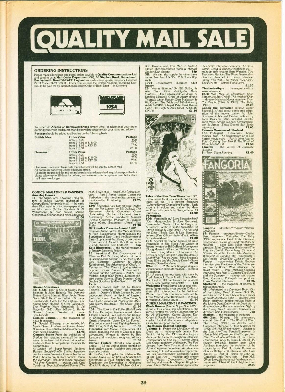 Warrior Issue #6 #7 - English 39
