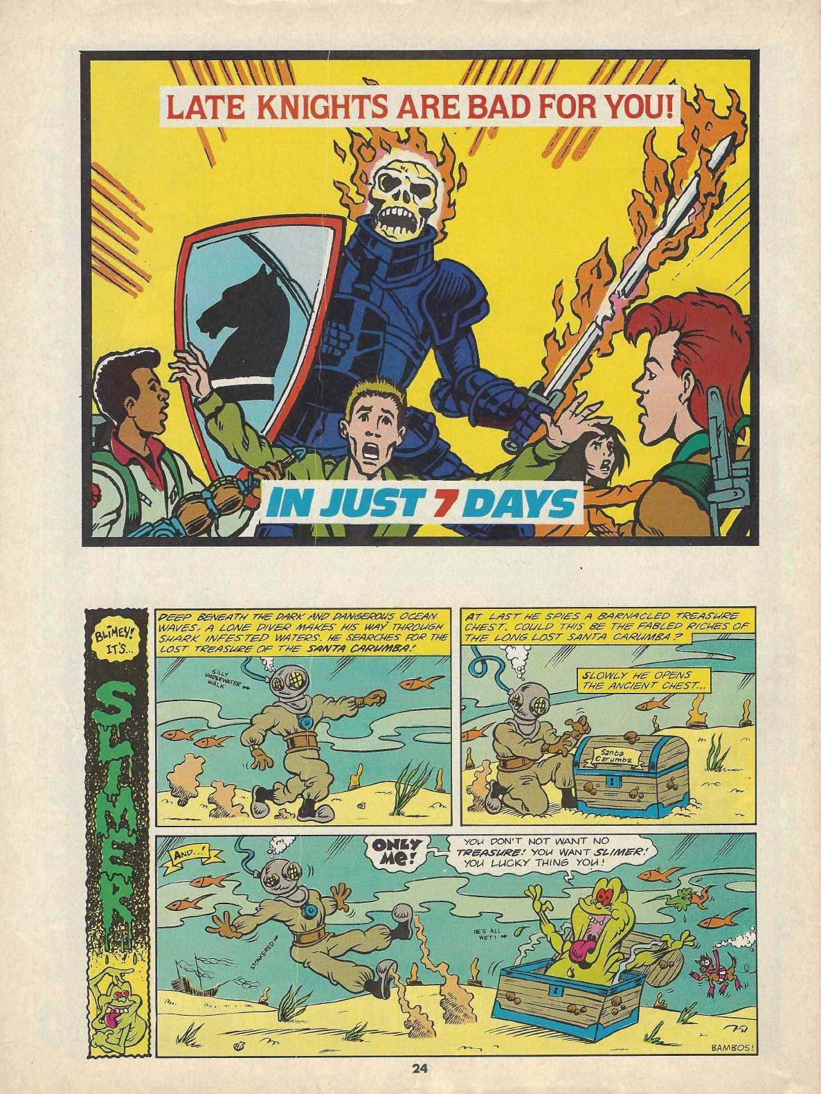 The Real Ghostbusters Issue #148 #131 - English 15