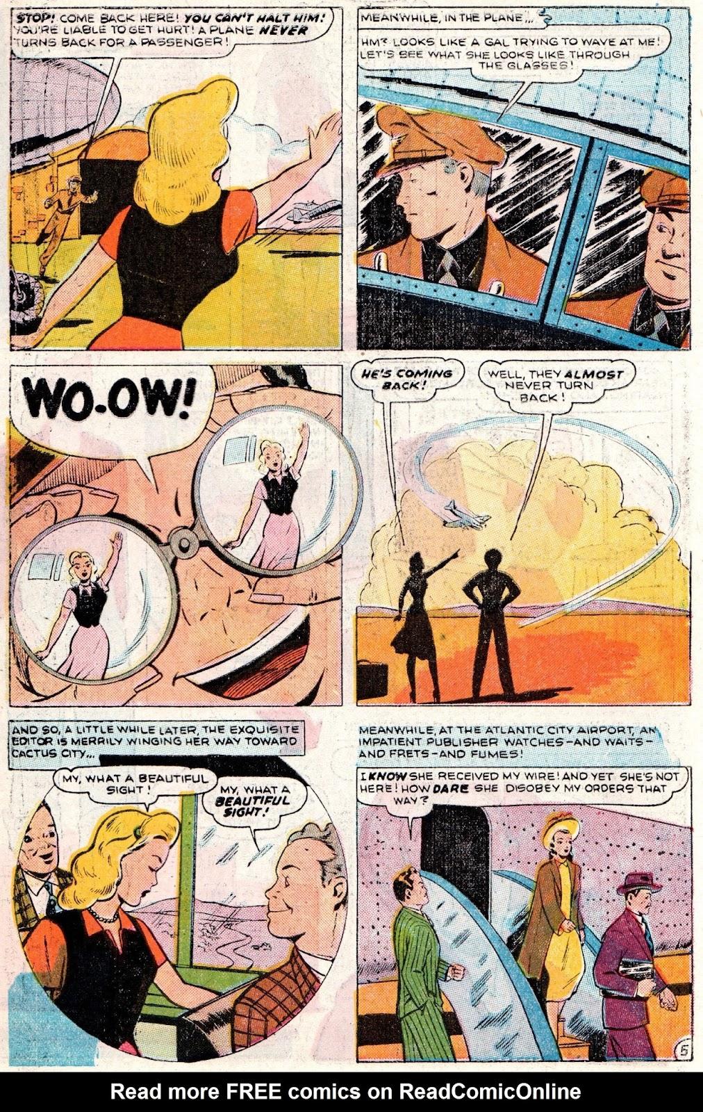 Venus (1948) issue 2 - Page 7